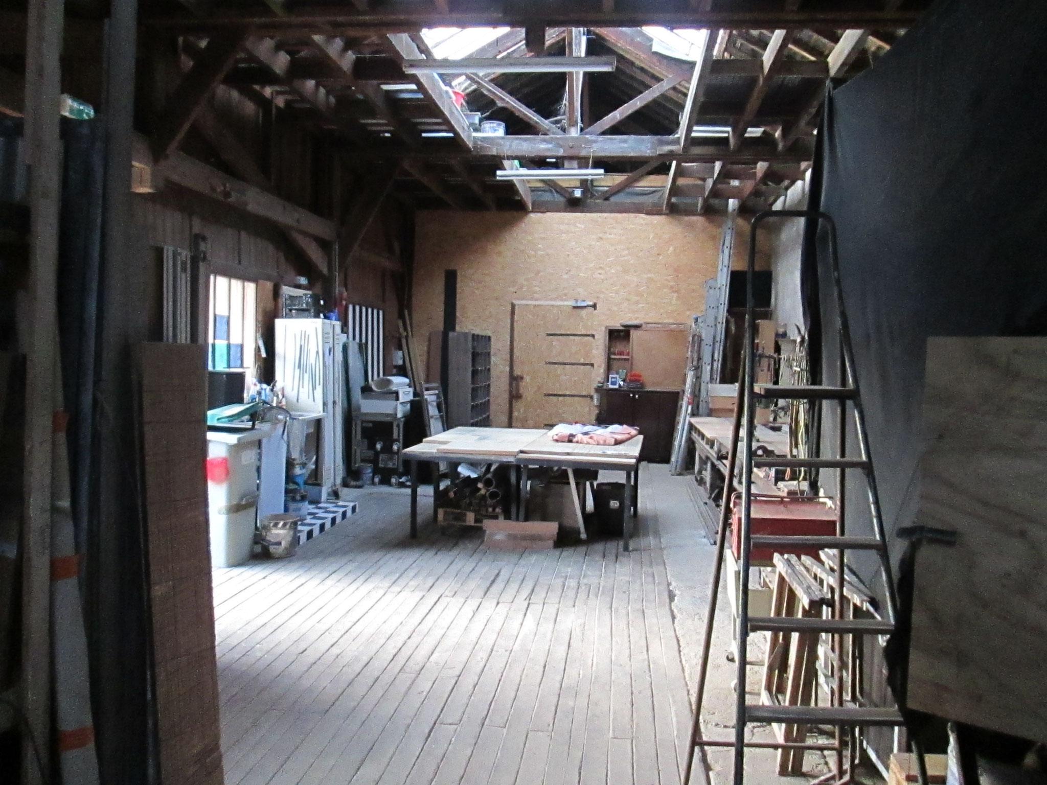 L'atelier de construction
