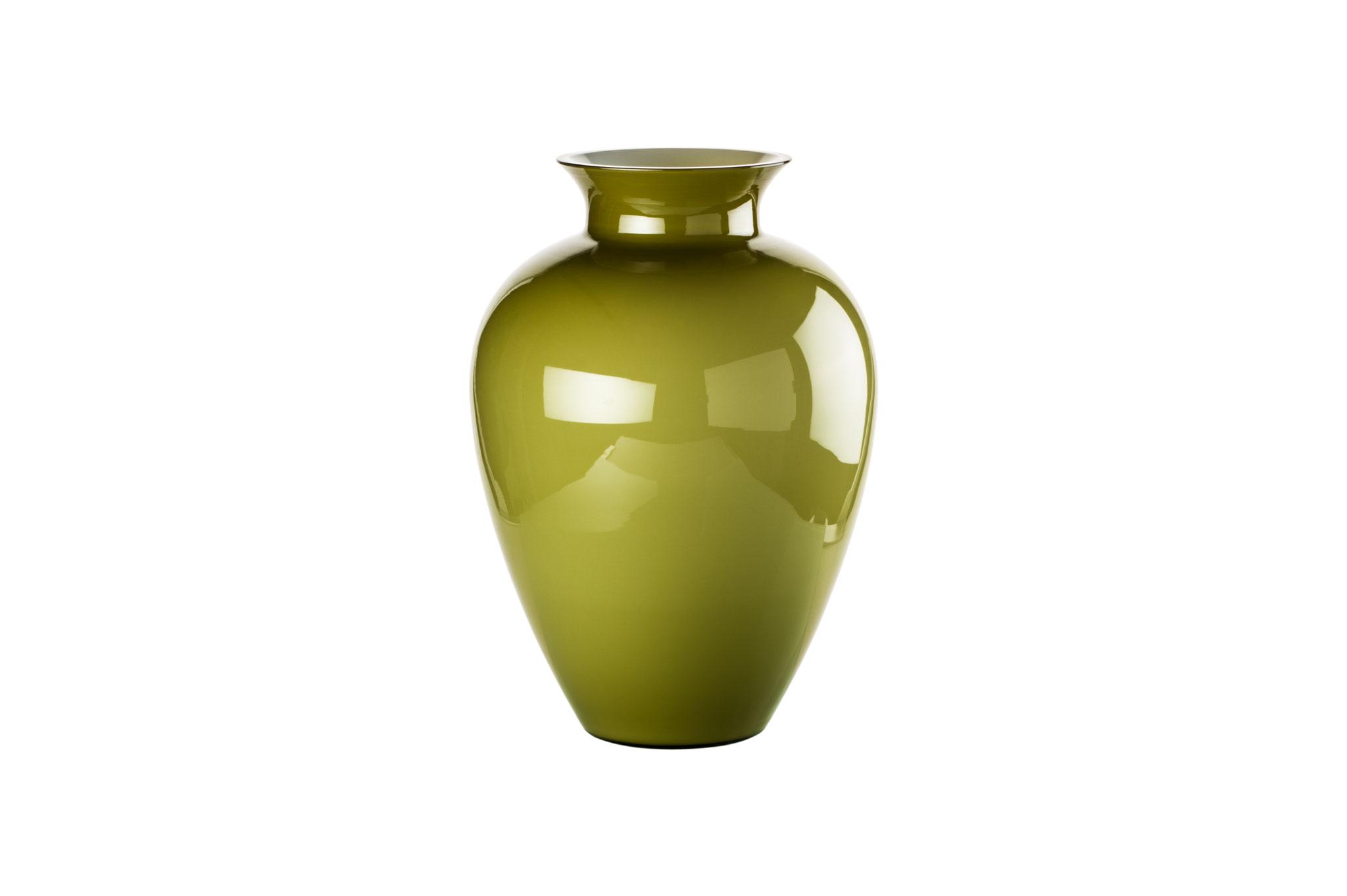 VENINI Vase LABUAN, bamboo