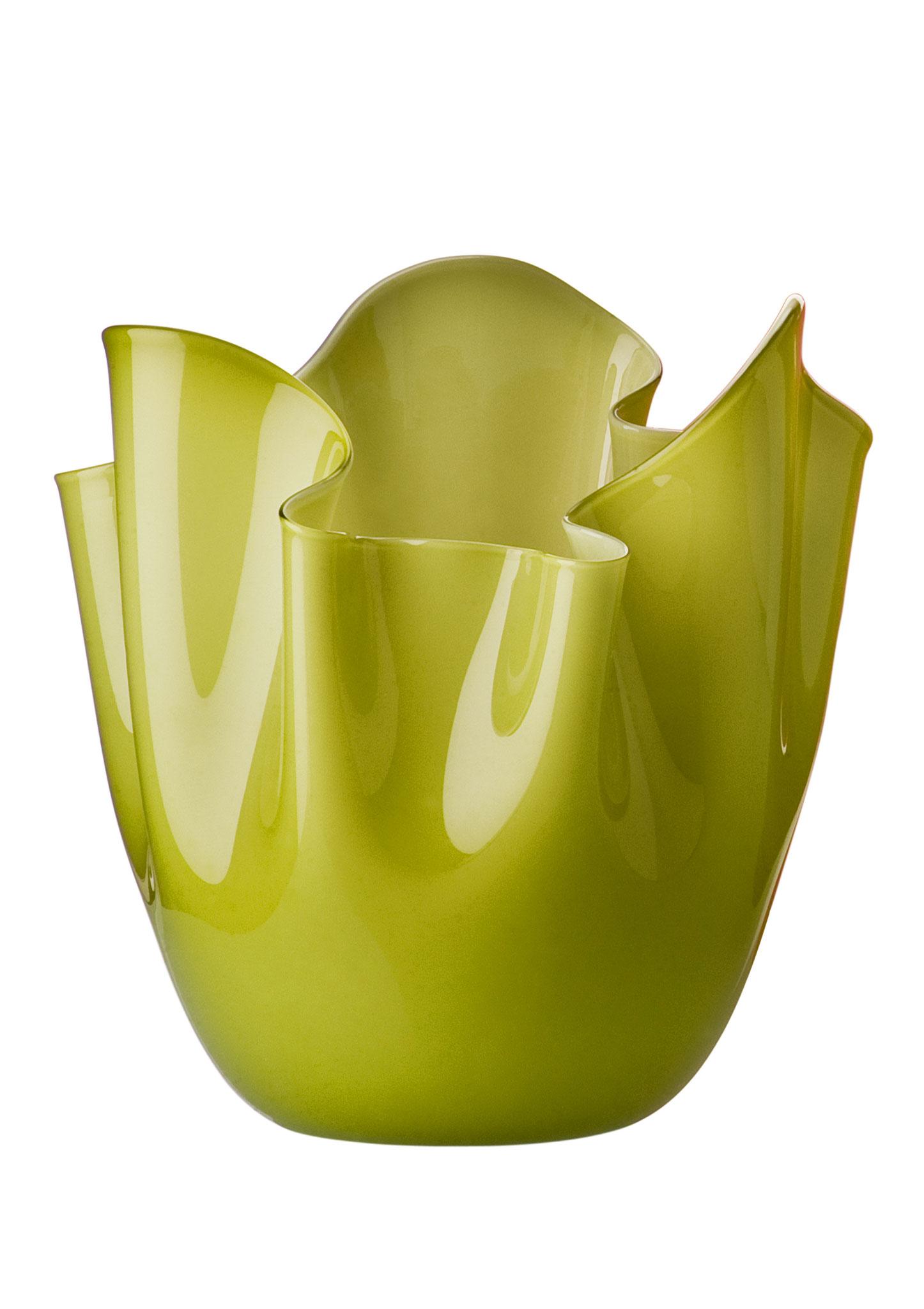 VENINI Vase FAZZOLETTI, H.24cm, bamboo, € 590,00