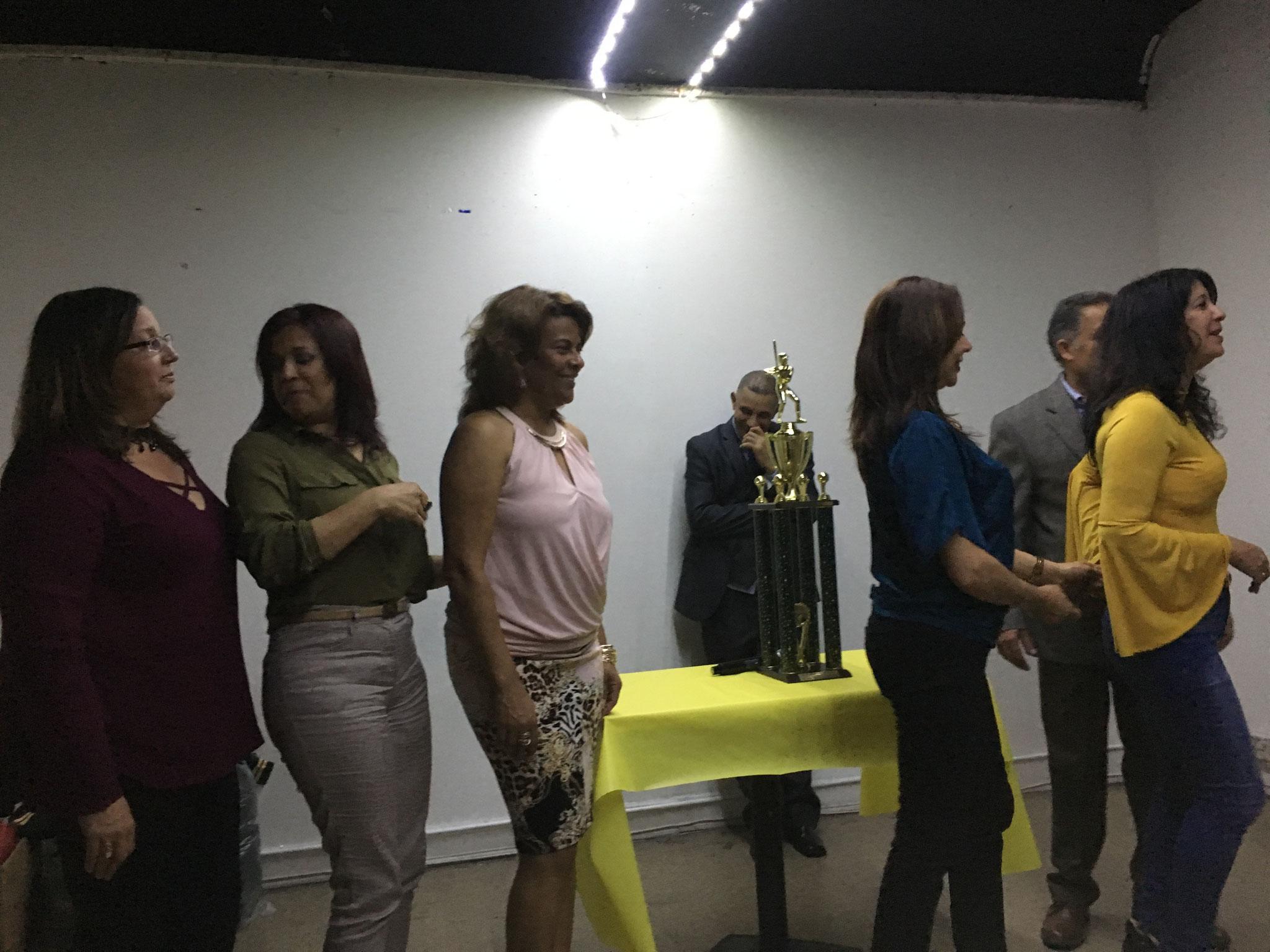 Cena/Entrega de Trofeos, LVI