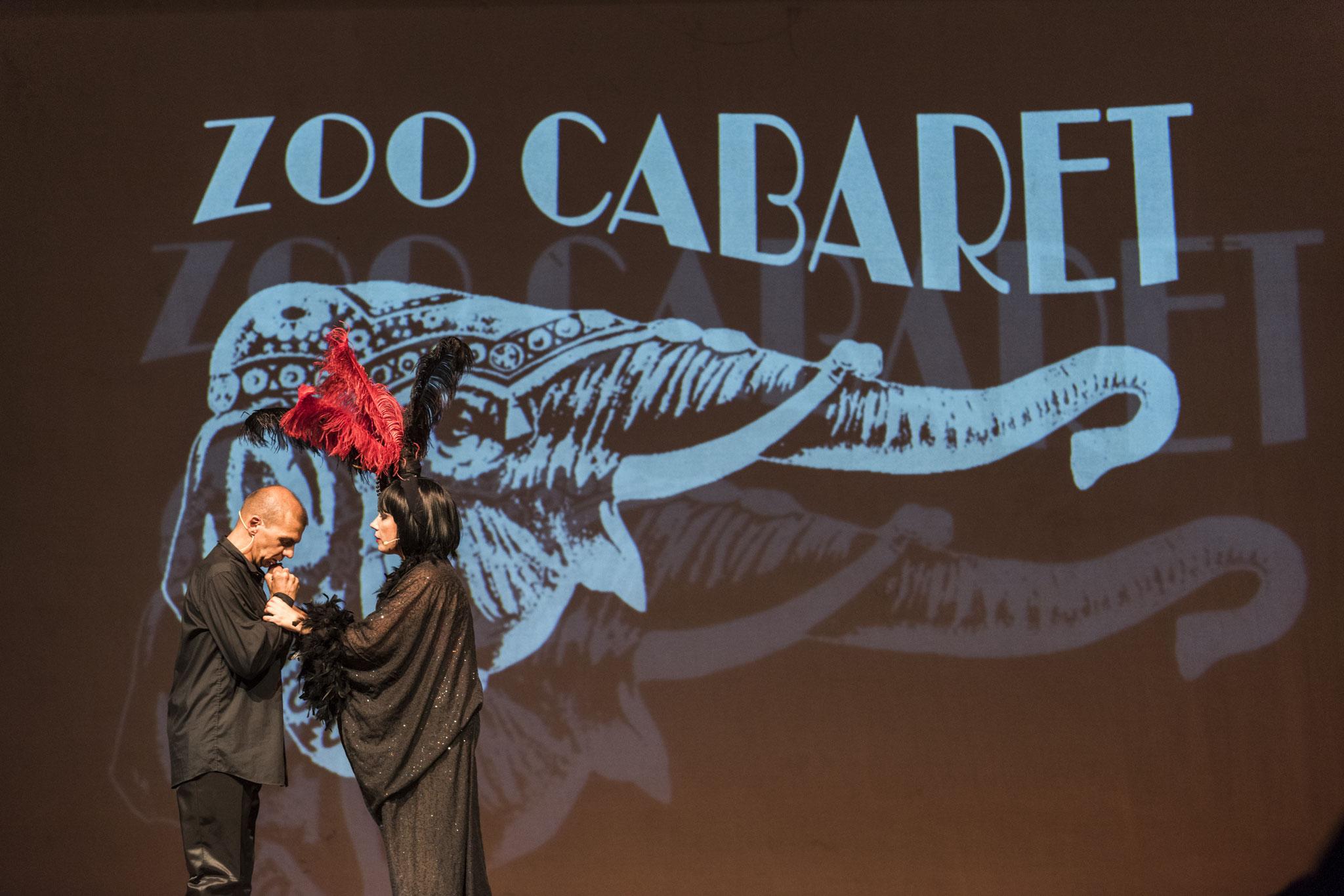 "ZOO CABARET con ""ANIMALADAS"" en A CIELO ABIERTO. Foto: Pepe H."