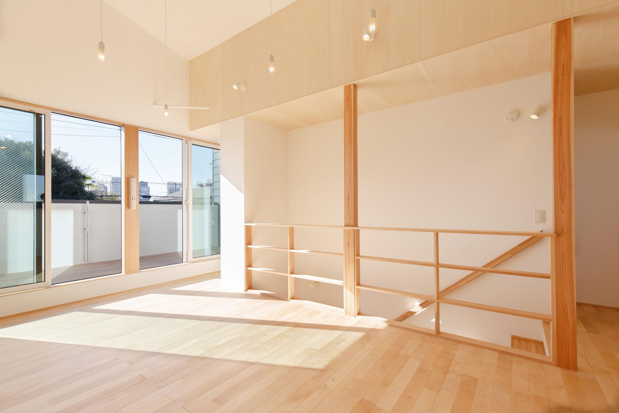 日野・豊田の住まい|house_in_toyoda|東京