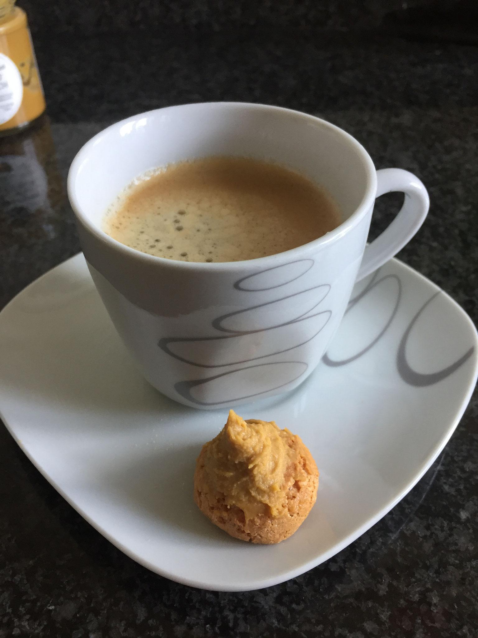 ... zum Kaffee