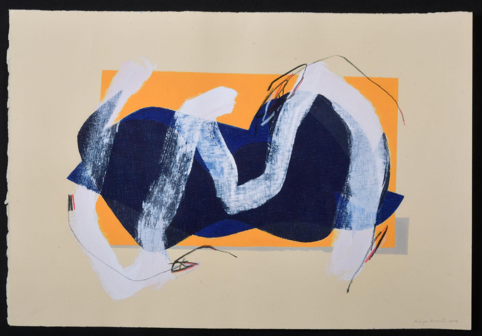 Papier / 56x38