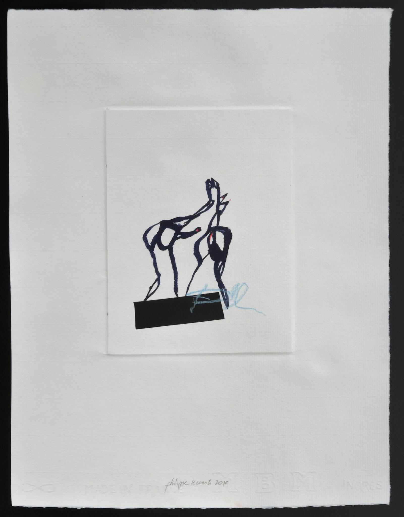 Papier / 25x32,5