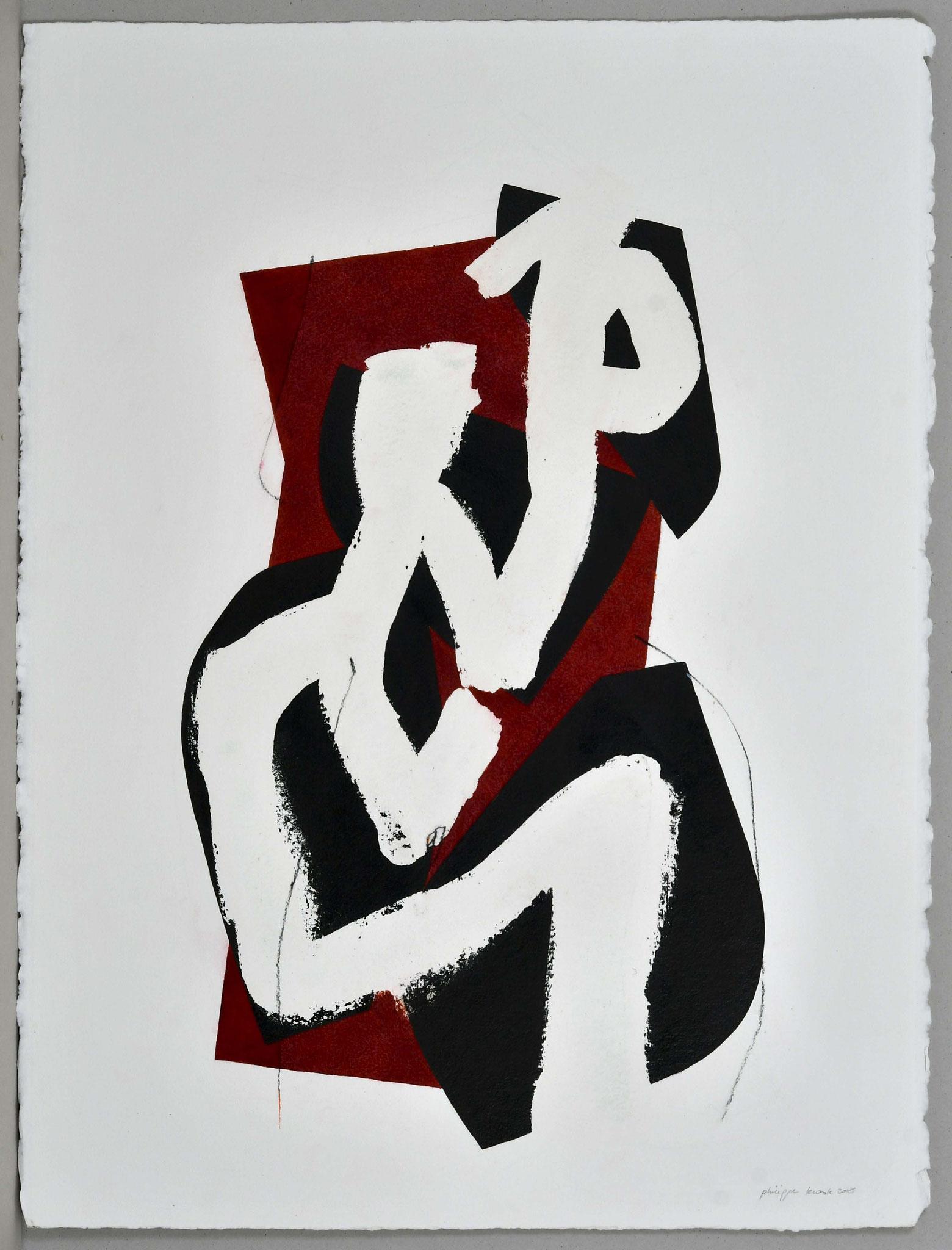Papier / 58x76,5