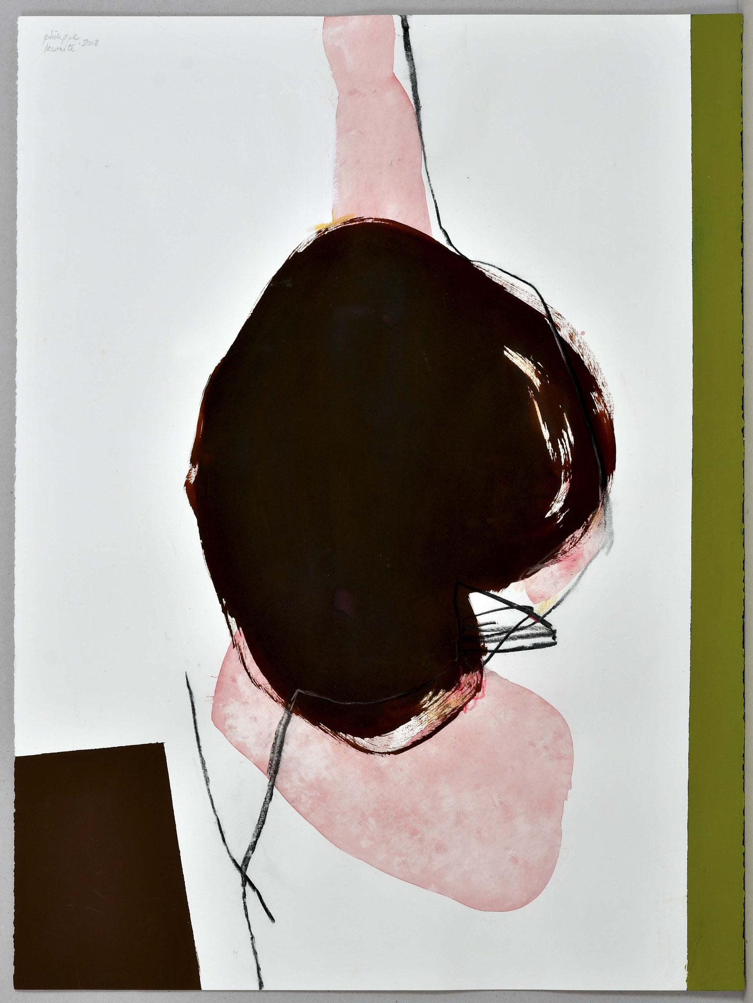 Papier (diptyque) / 56x76