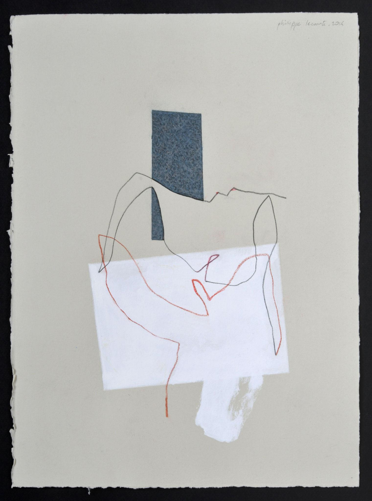 Papier / 28x38