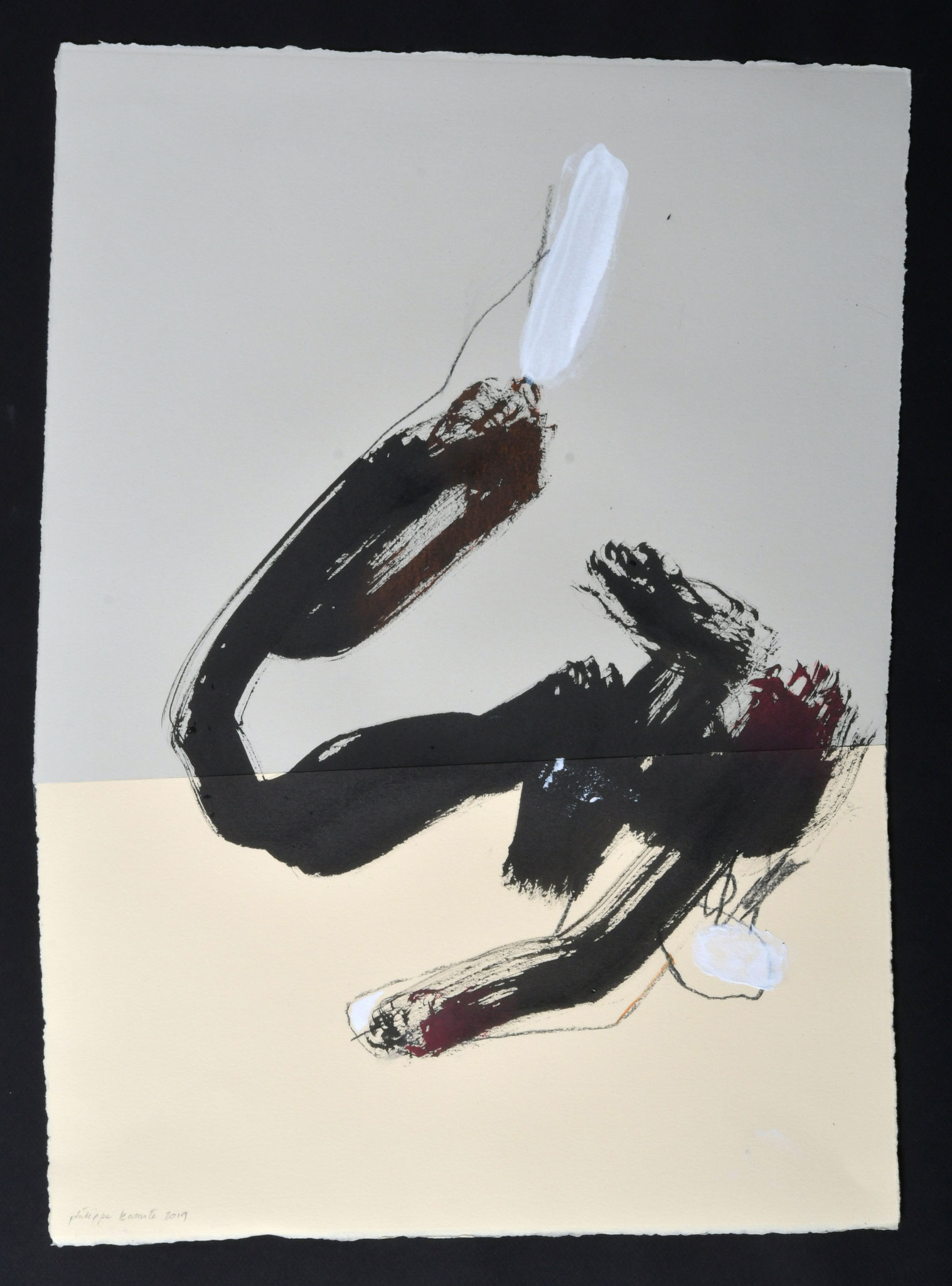 Papier / 38x52