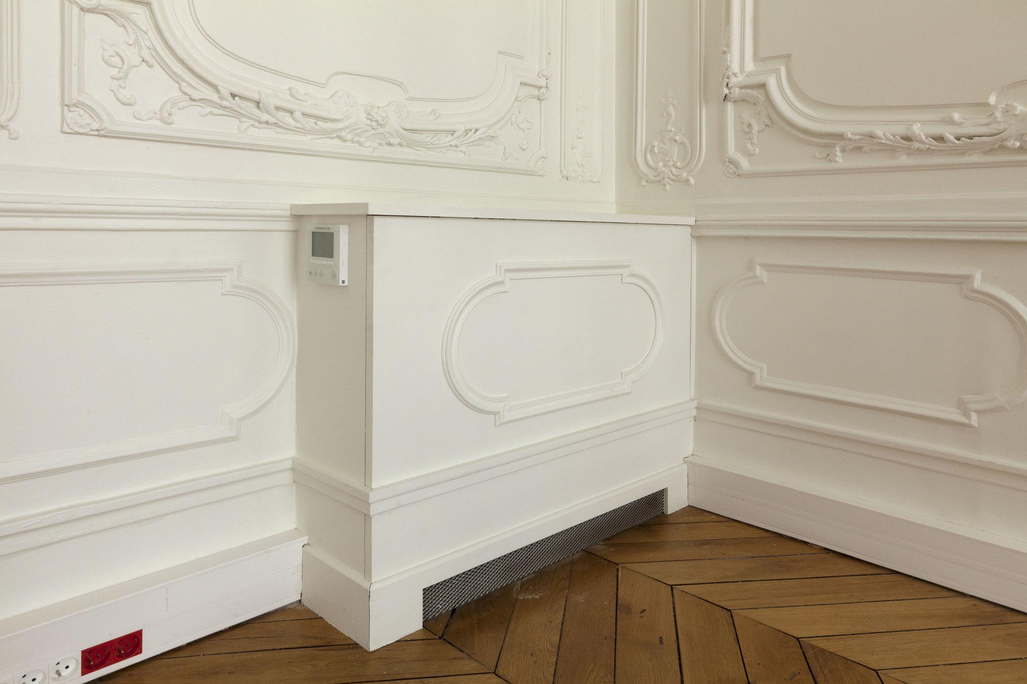 Unité intérieure de climatisation console