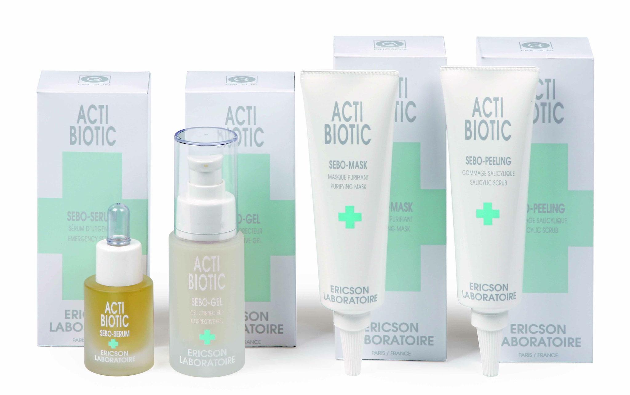 Ericson Laboratoire Acti Biotic