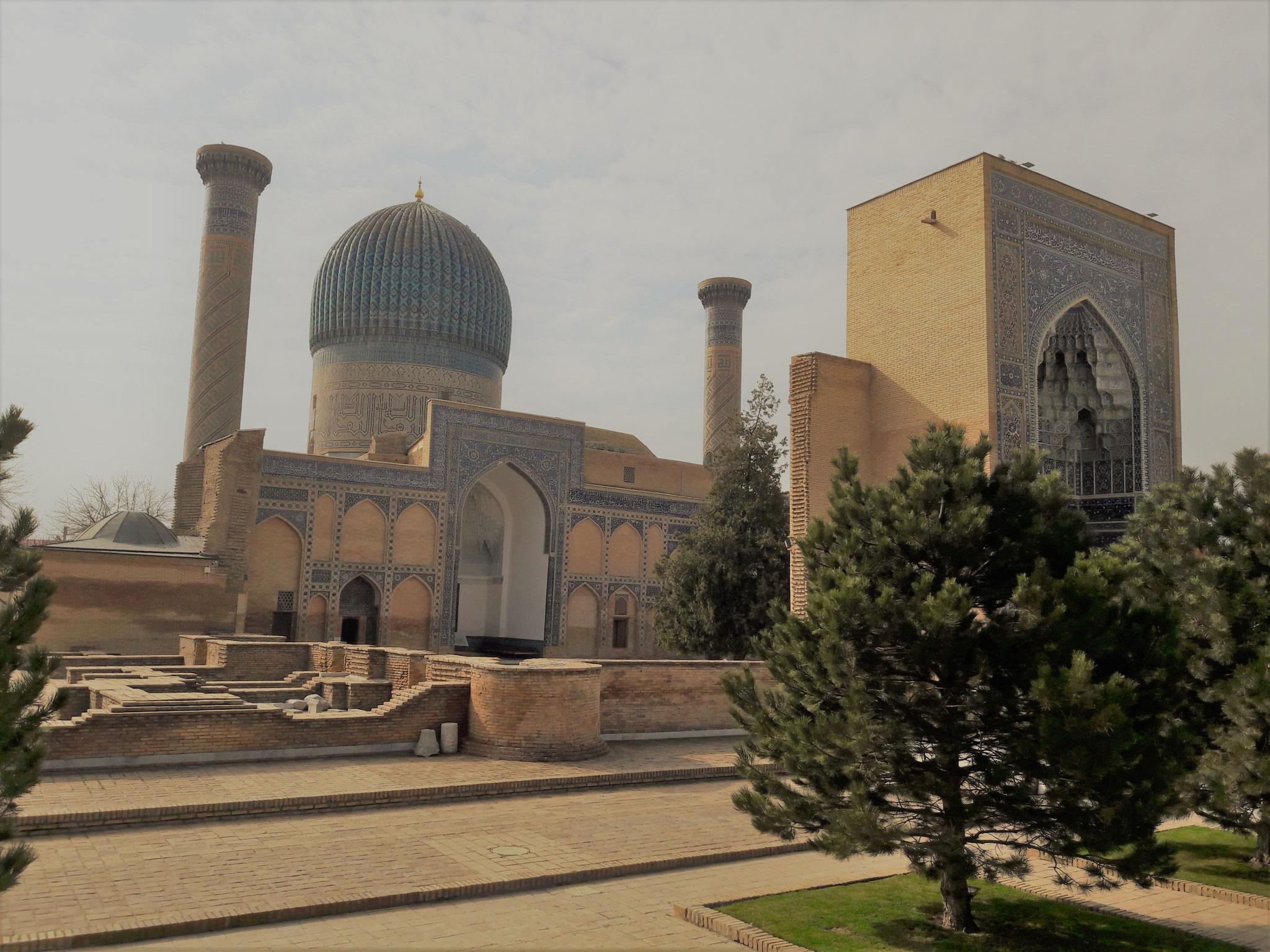 L'art islamique en Asie centrale