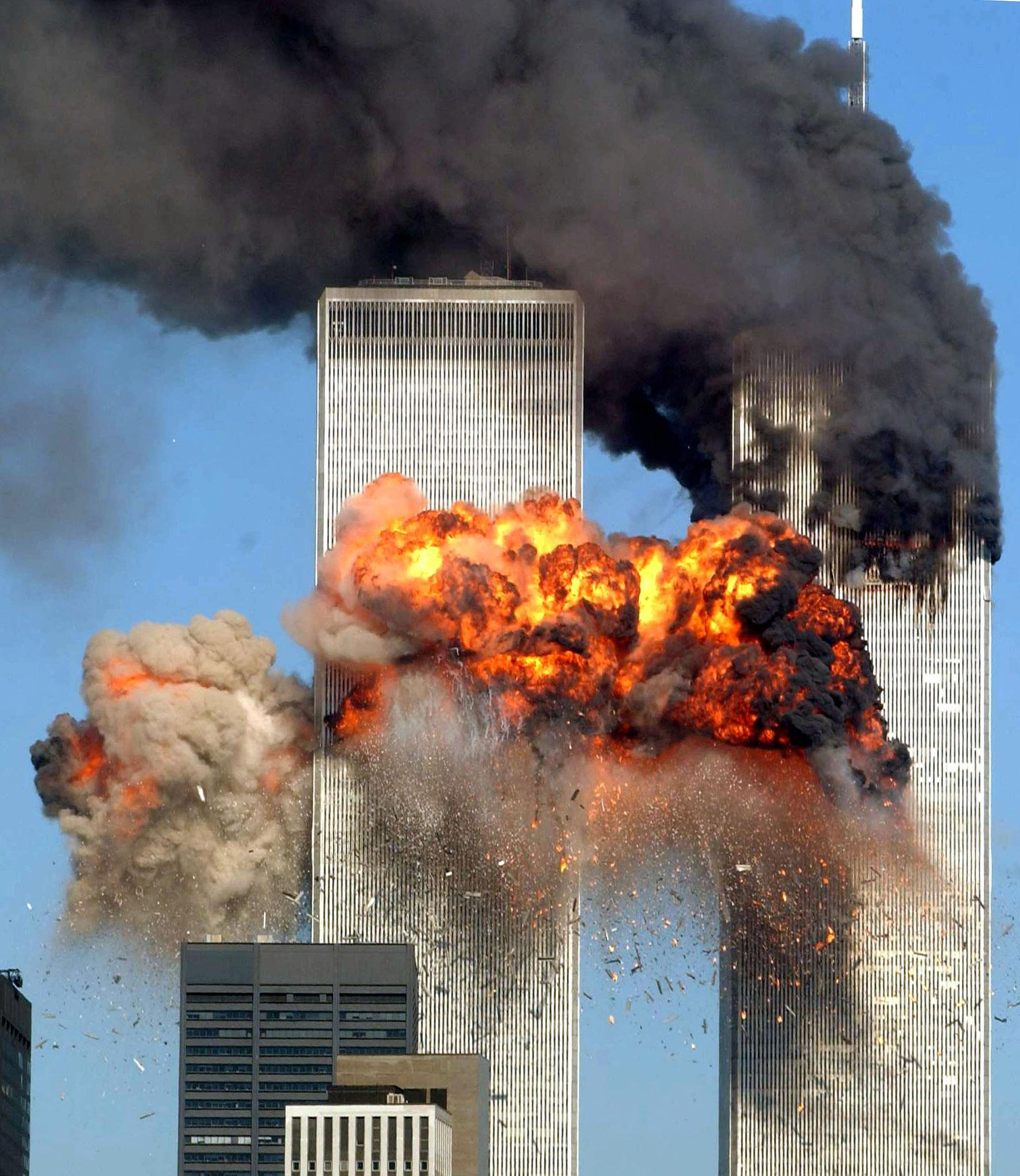 3. Aanslag 9/11