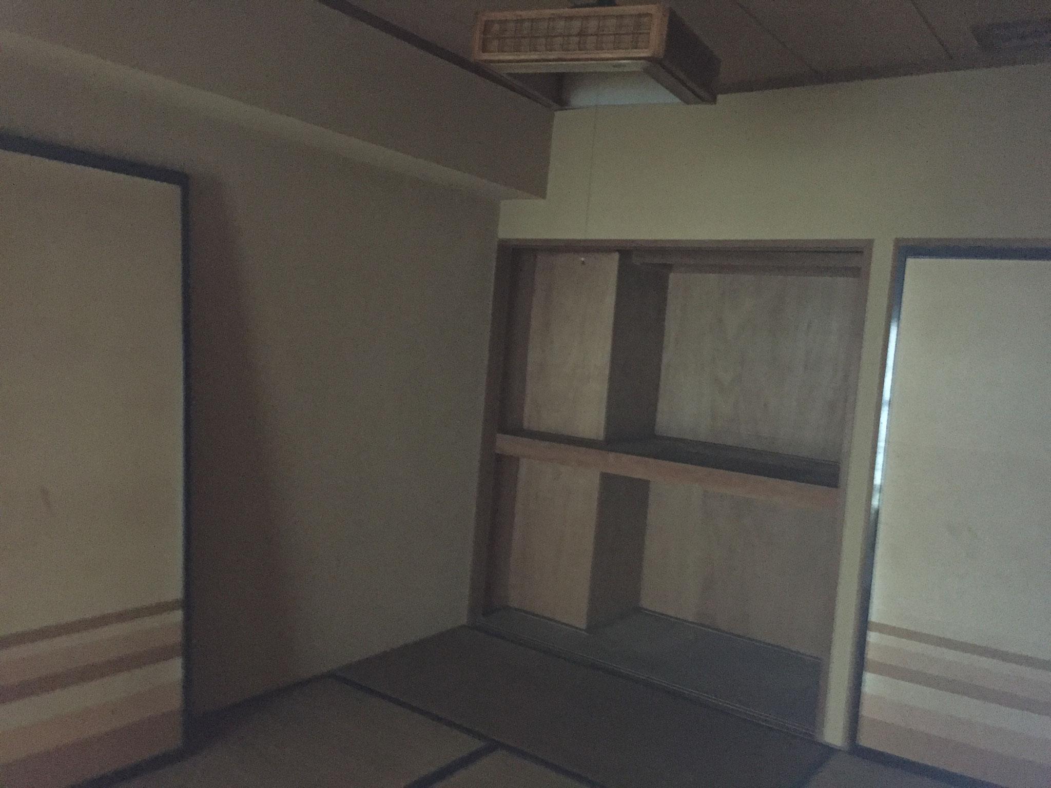 リフォーム前 寝室