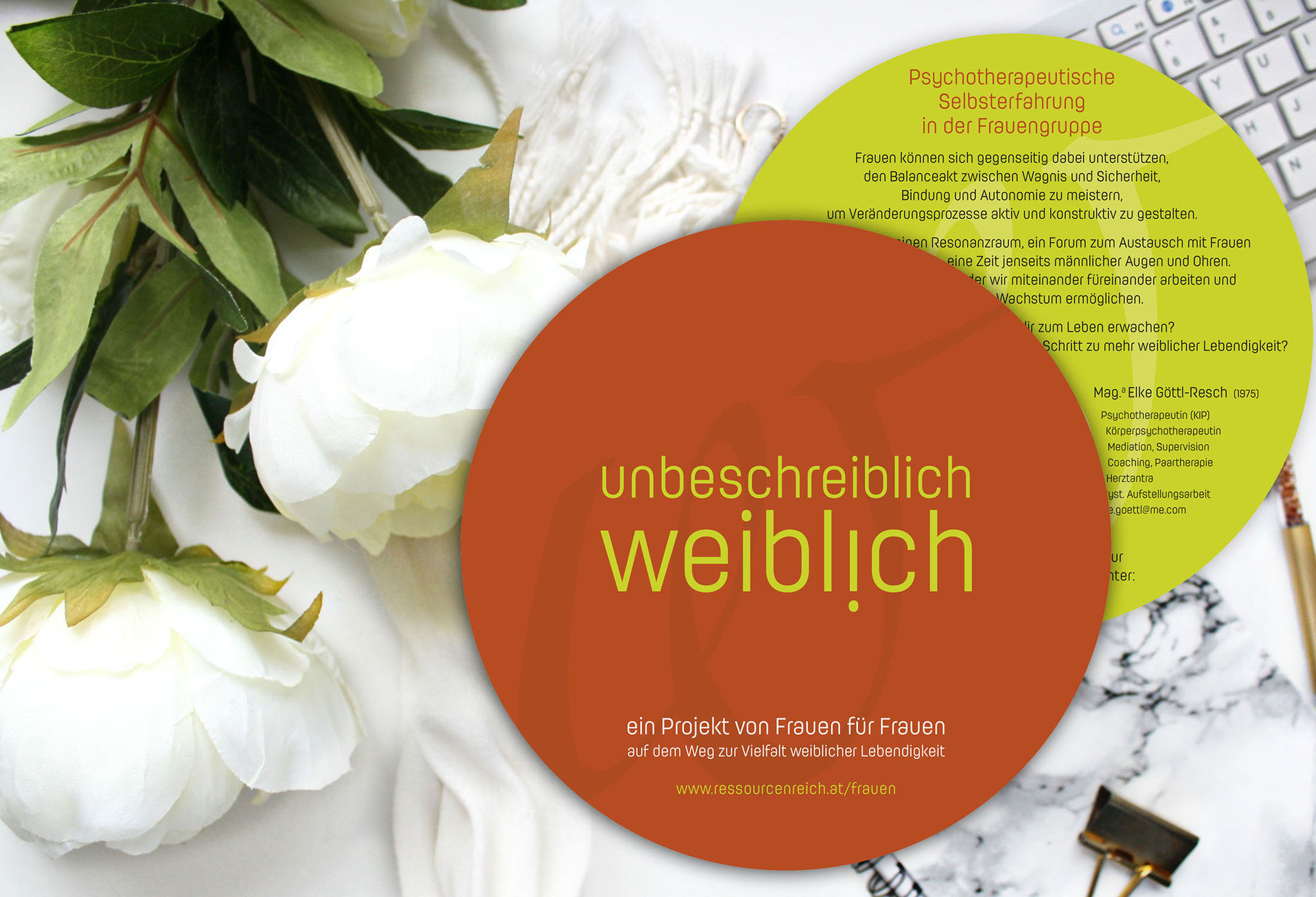 UW | CI, Flyer