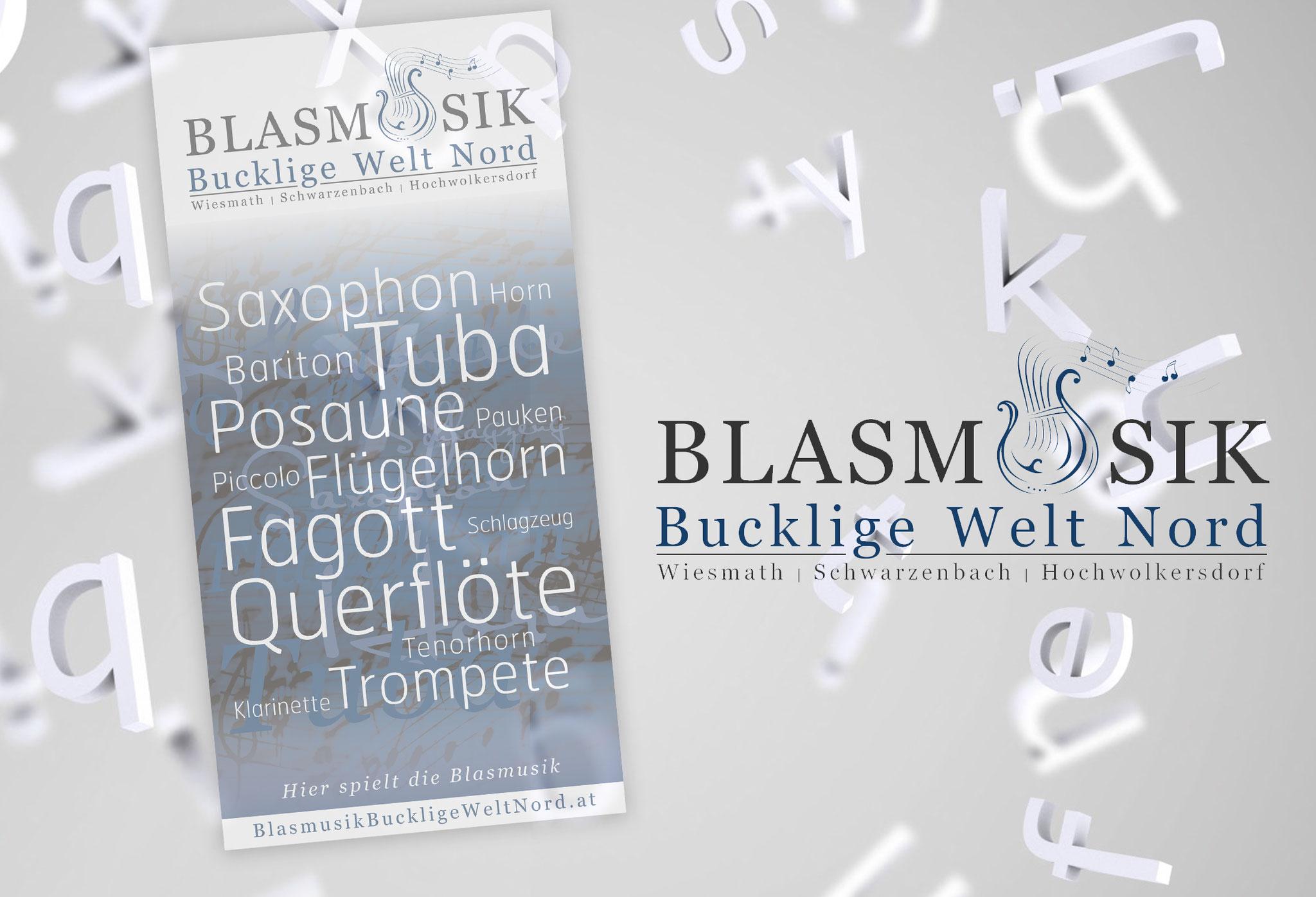 Blasmusik | Logo