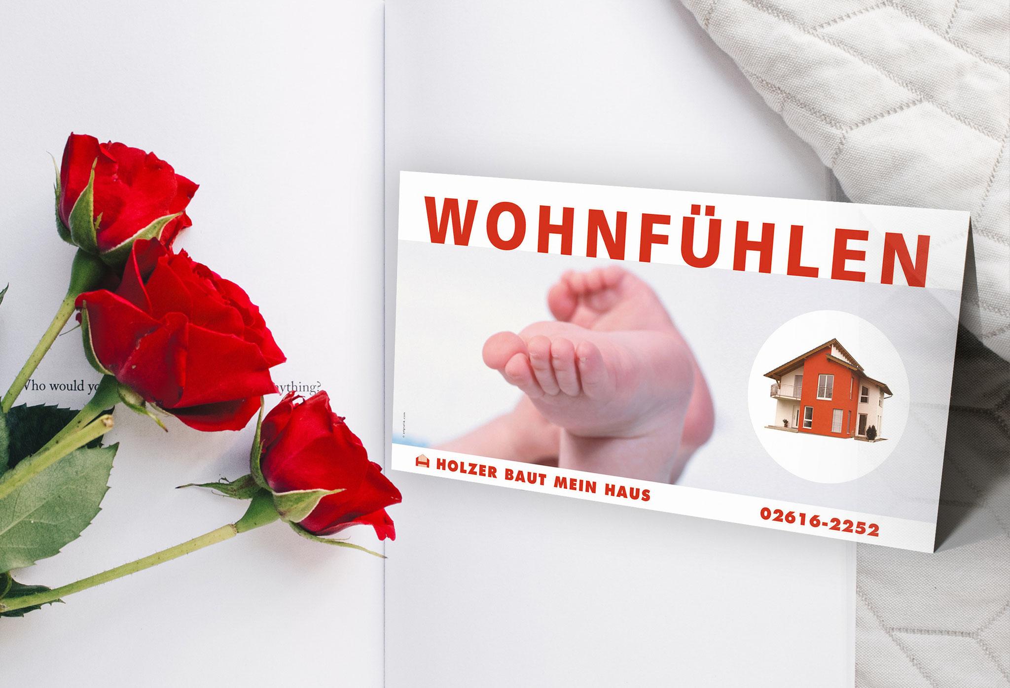 Holzerbau | Plakate & CI
