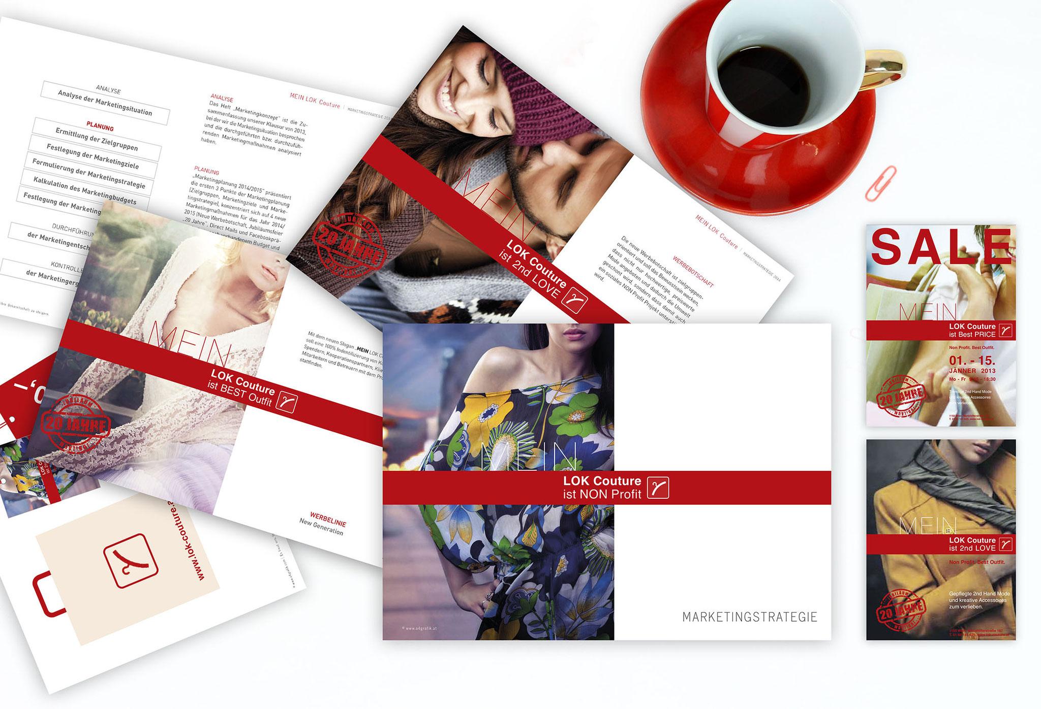 Verrein LOK | Marketingkonzept