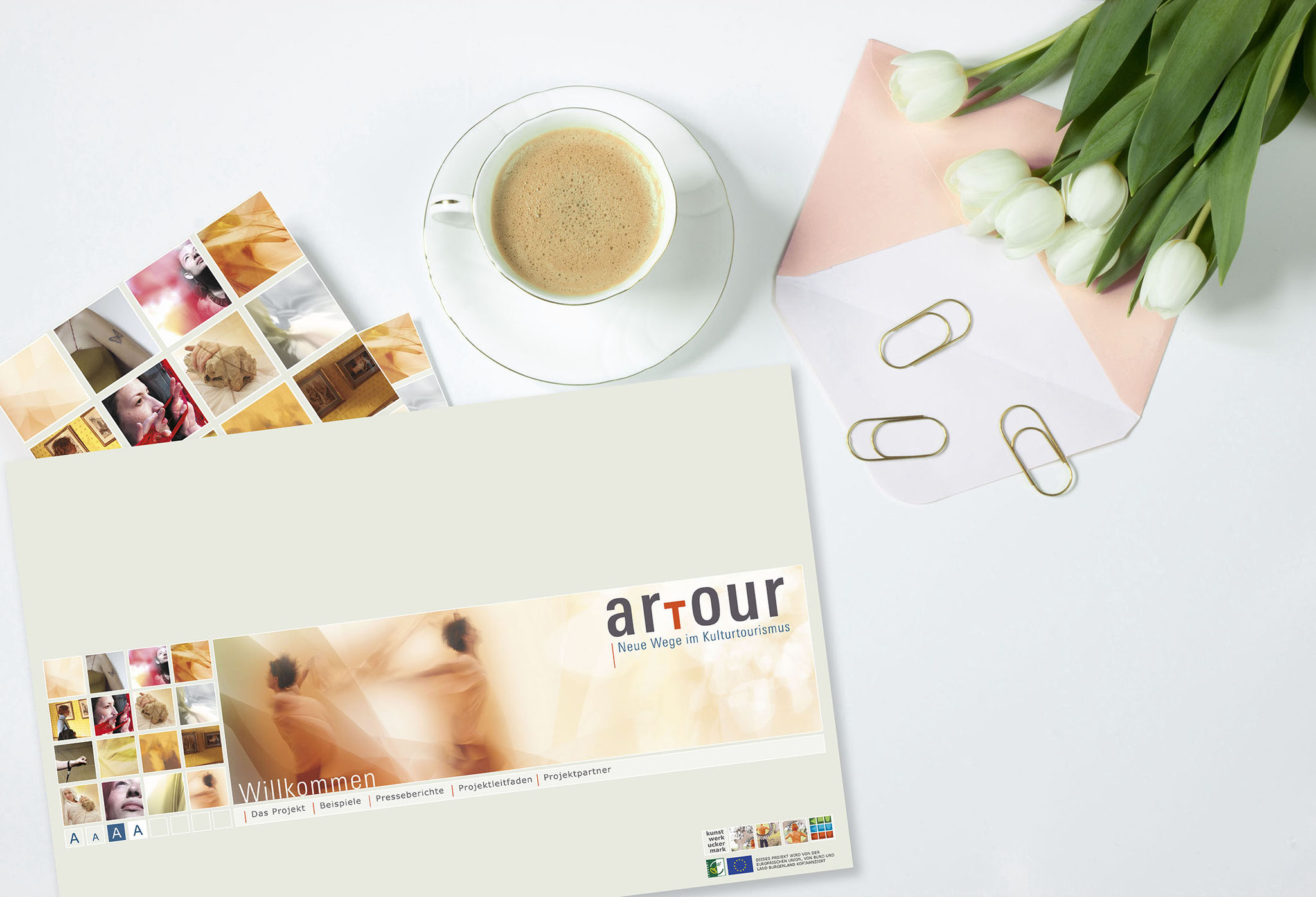 artour | CI, Website