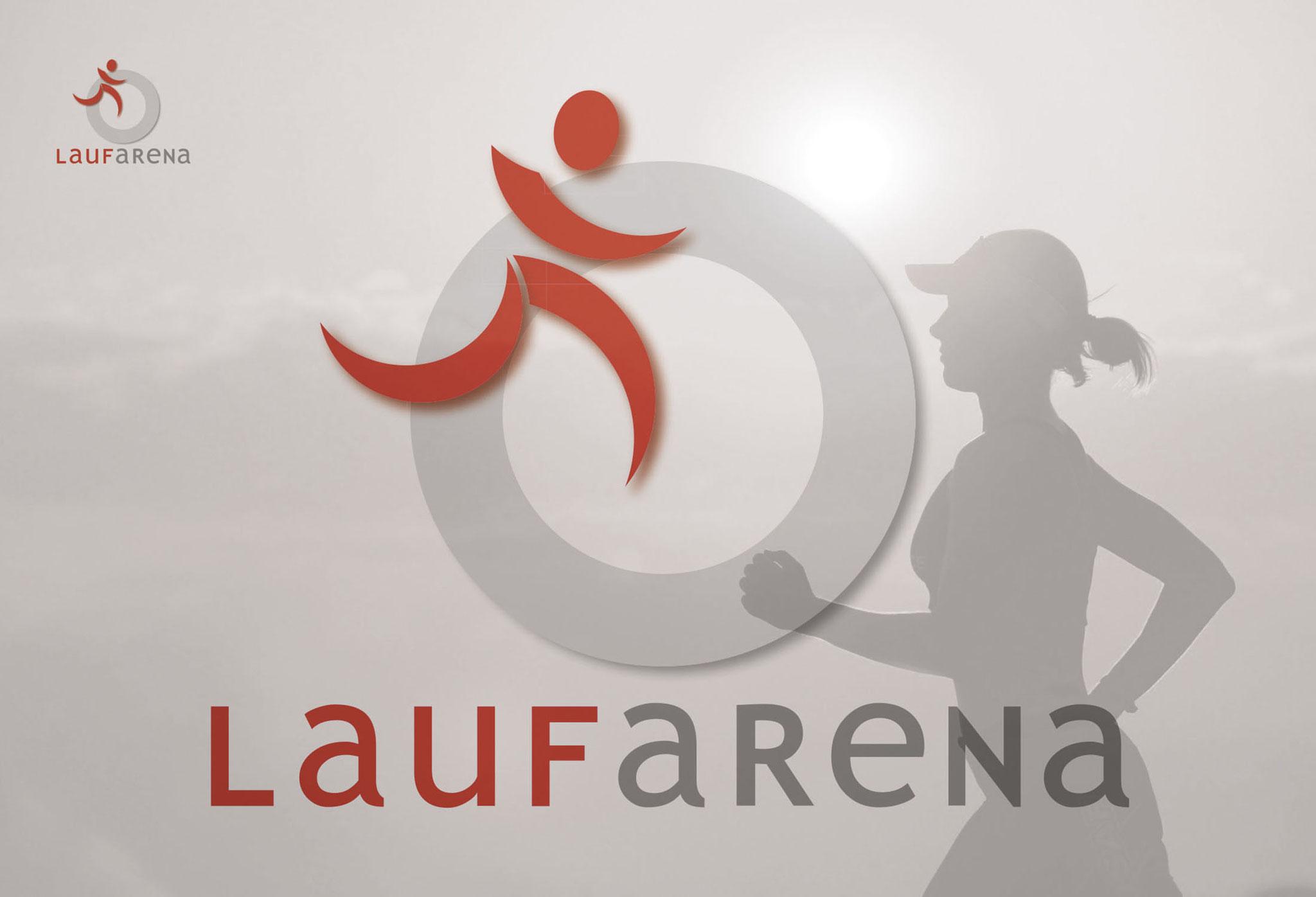 Laufarena | CI nicht realisiert
