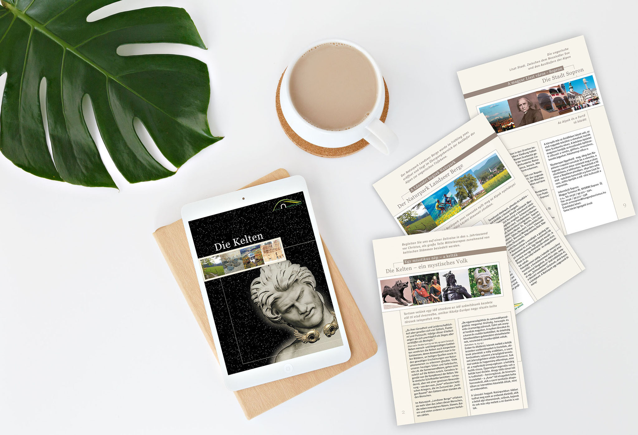 NP Landseer Berge | Broschüre