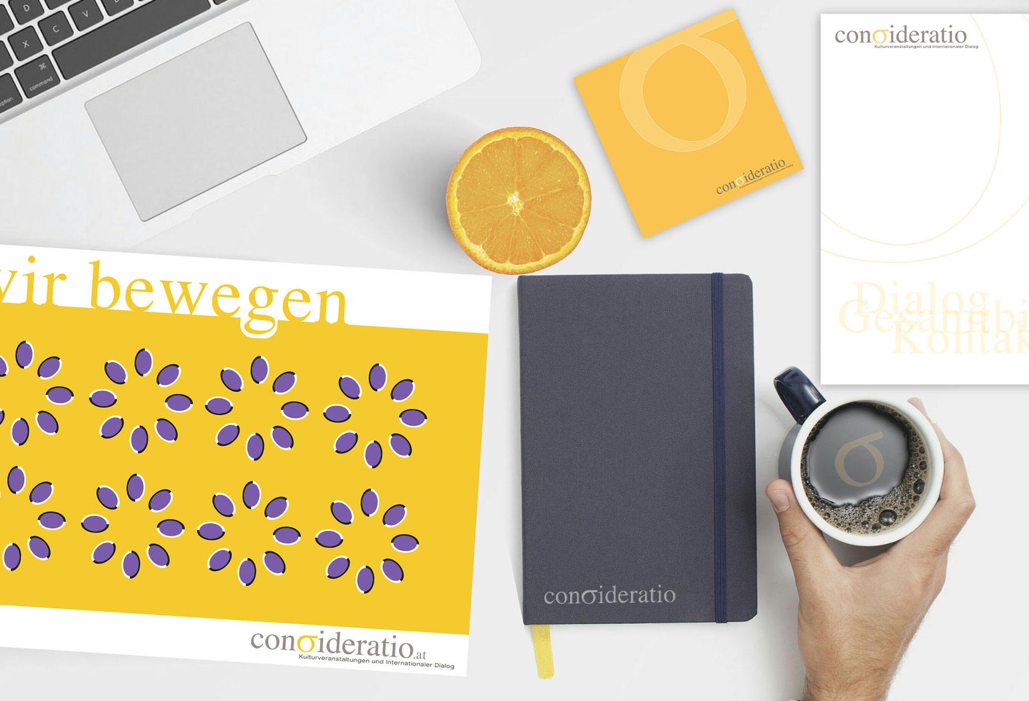 Consideratio | CI, Website