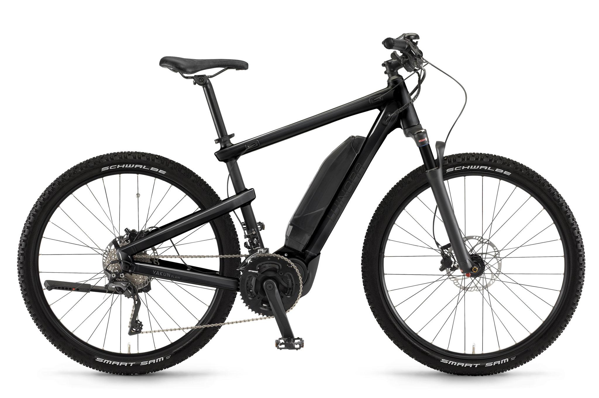 Winora Yakun Plain Trekking e-Bike