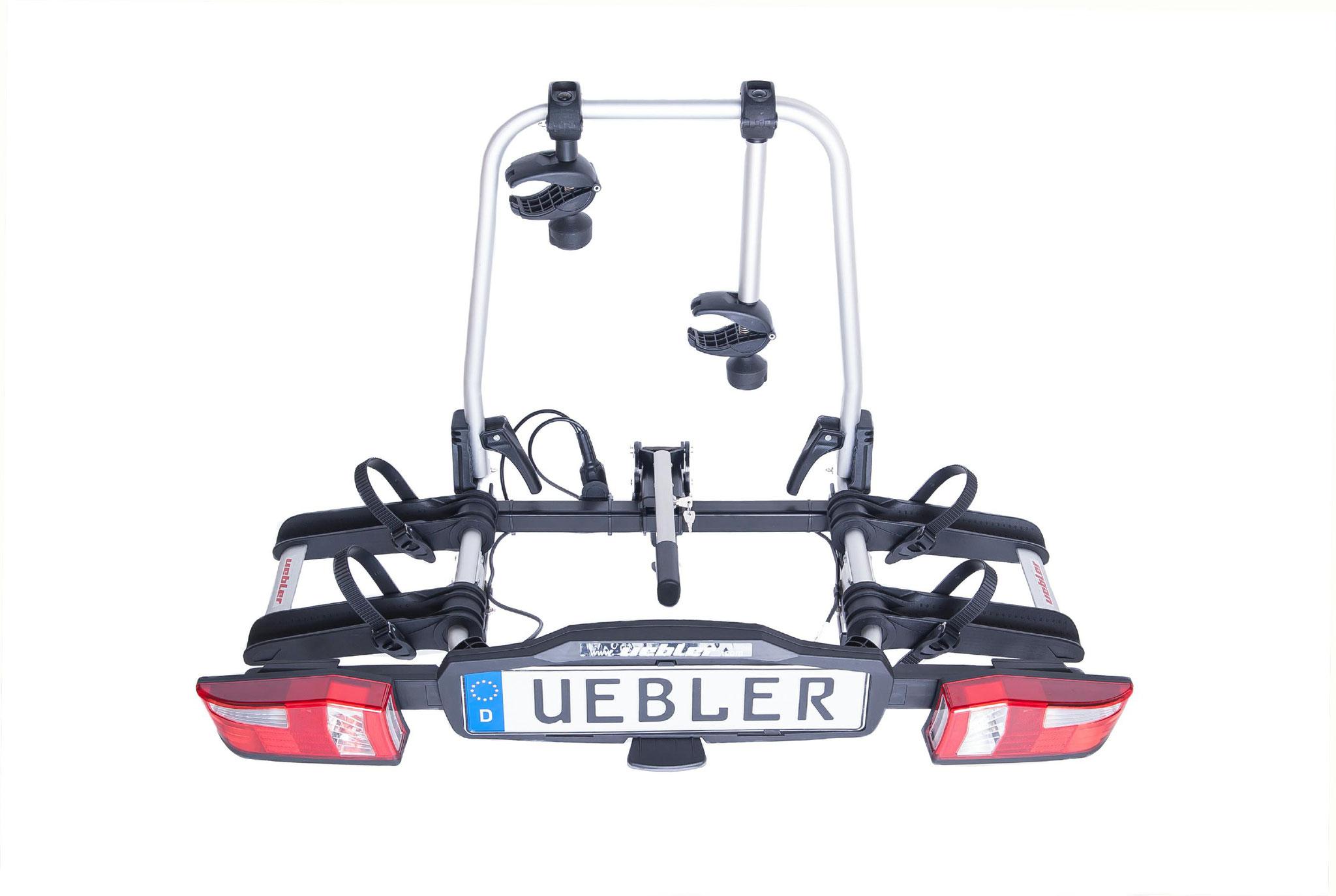 Uebler Fahrradheckträger X21 S für 2 e-Bikes