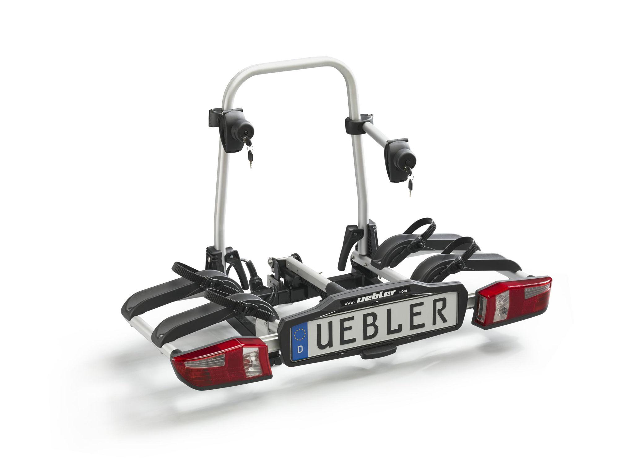 Uebler Fahrradheckträger P22 S für 2 e-Bikes