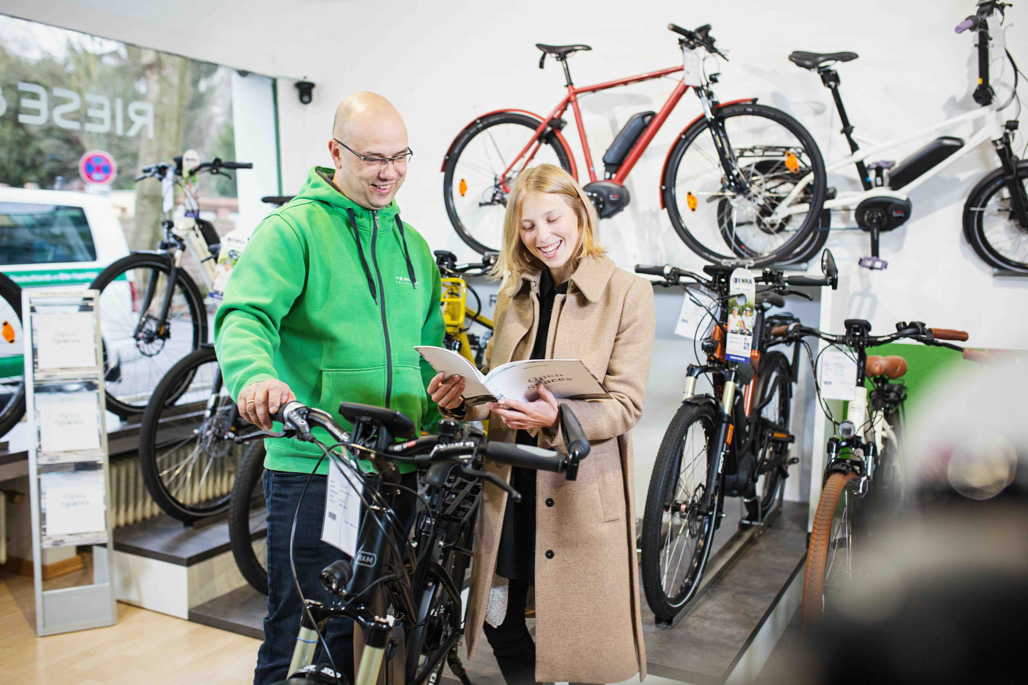 e-motion e-Bike Premium Shop Köln