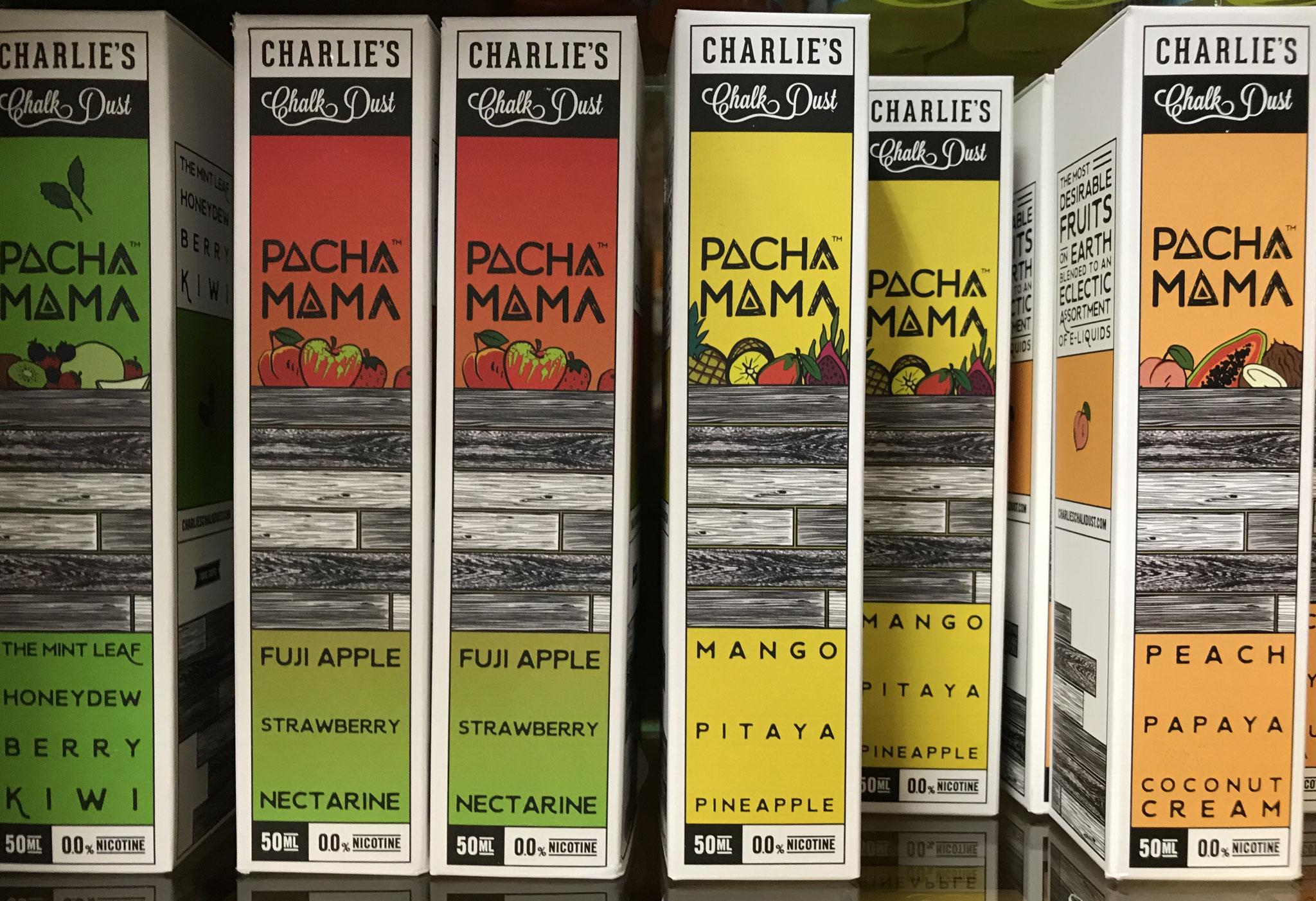 Charlie's Chalk Dust - Pacha Mama E-Liquids