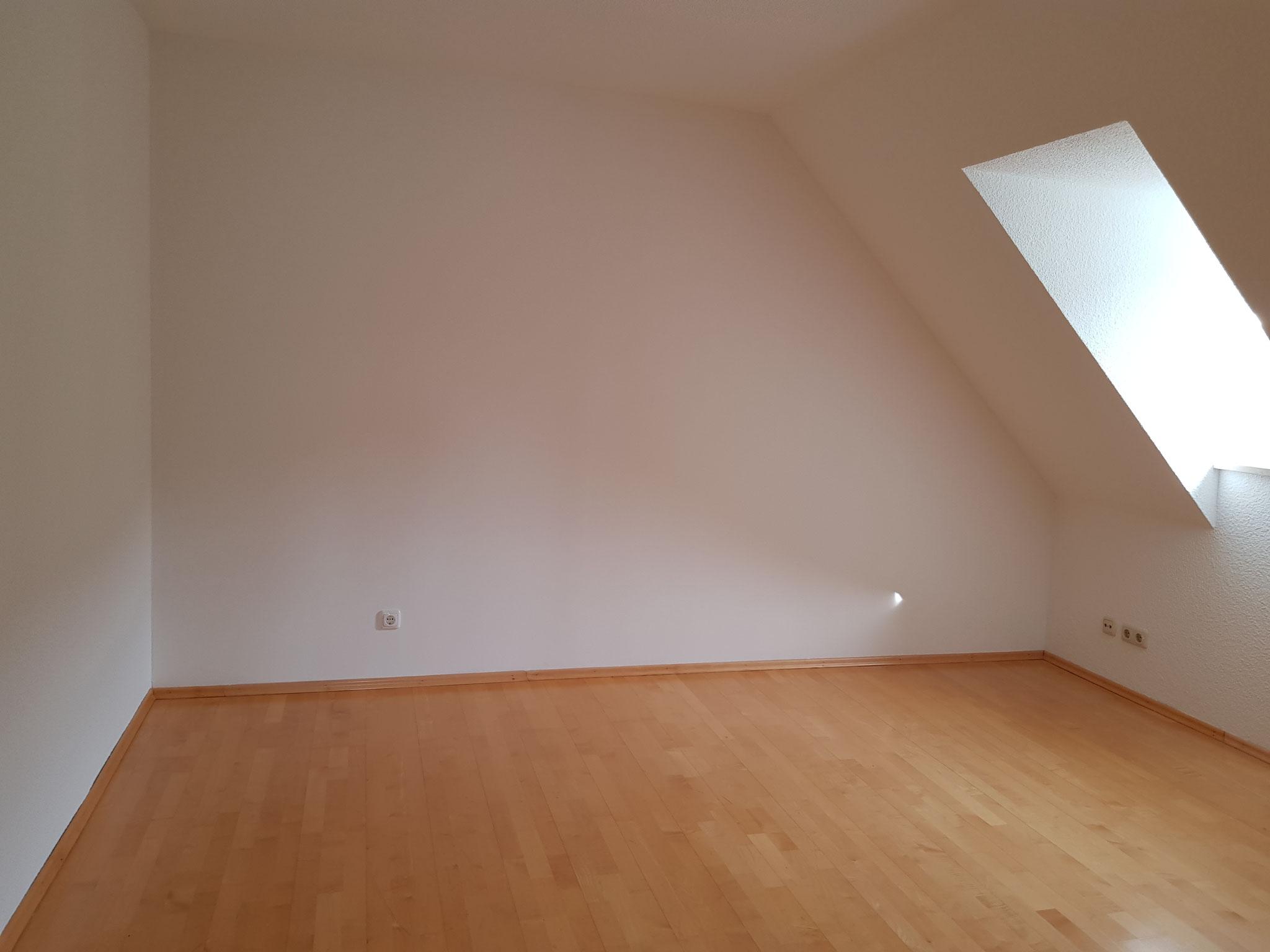 Dachgeschoss West - Hausgemeinschaft Jochenstein