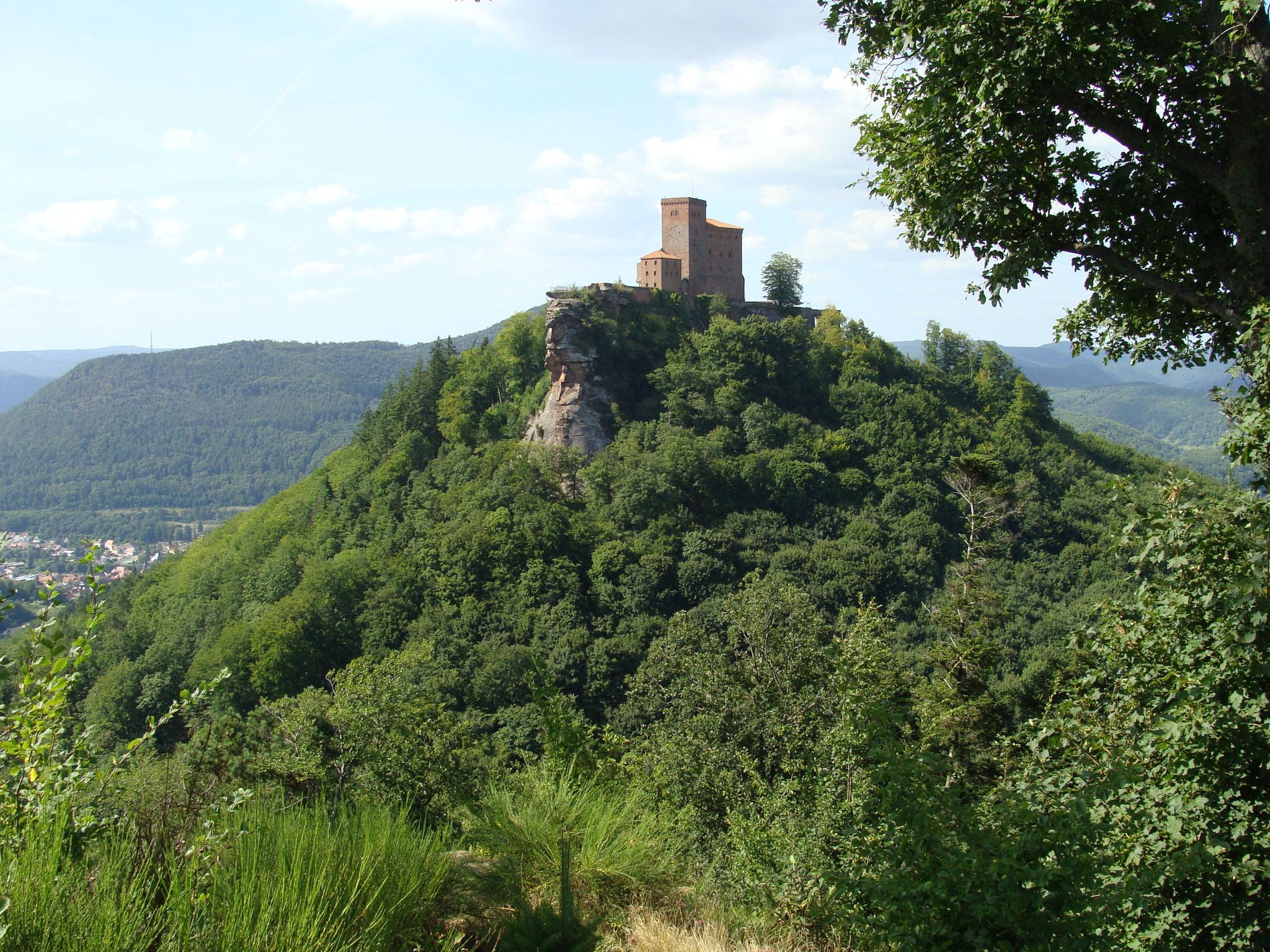Wanderziel: Reichsburg Trifels