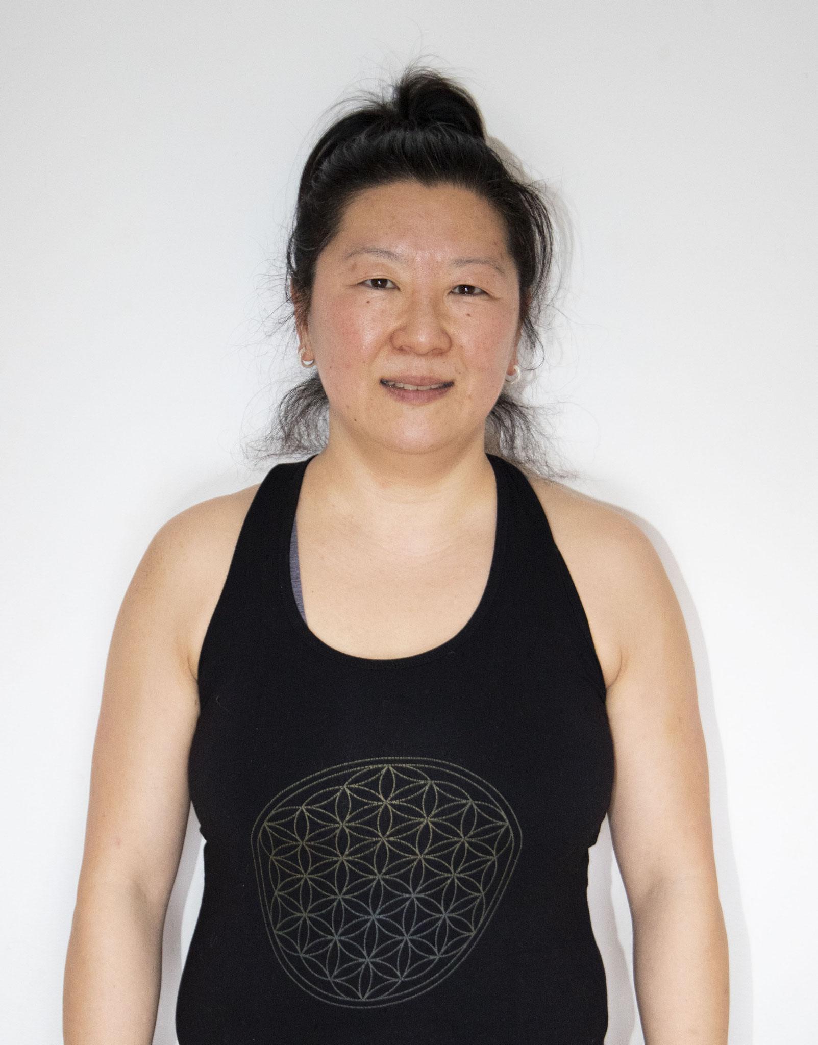 Esther Chang, Yoga docent Groningen