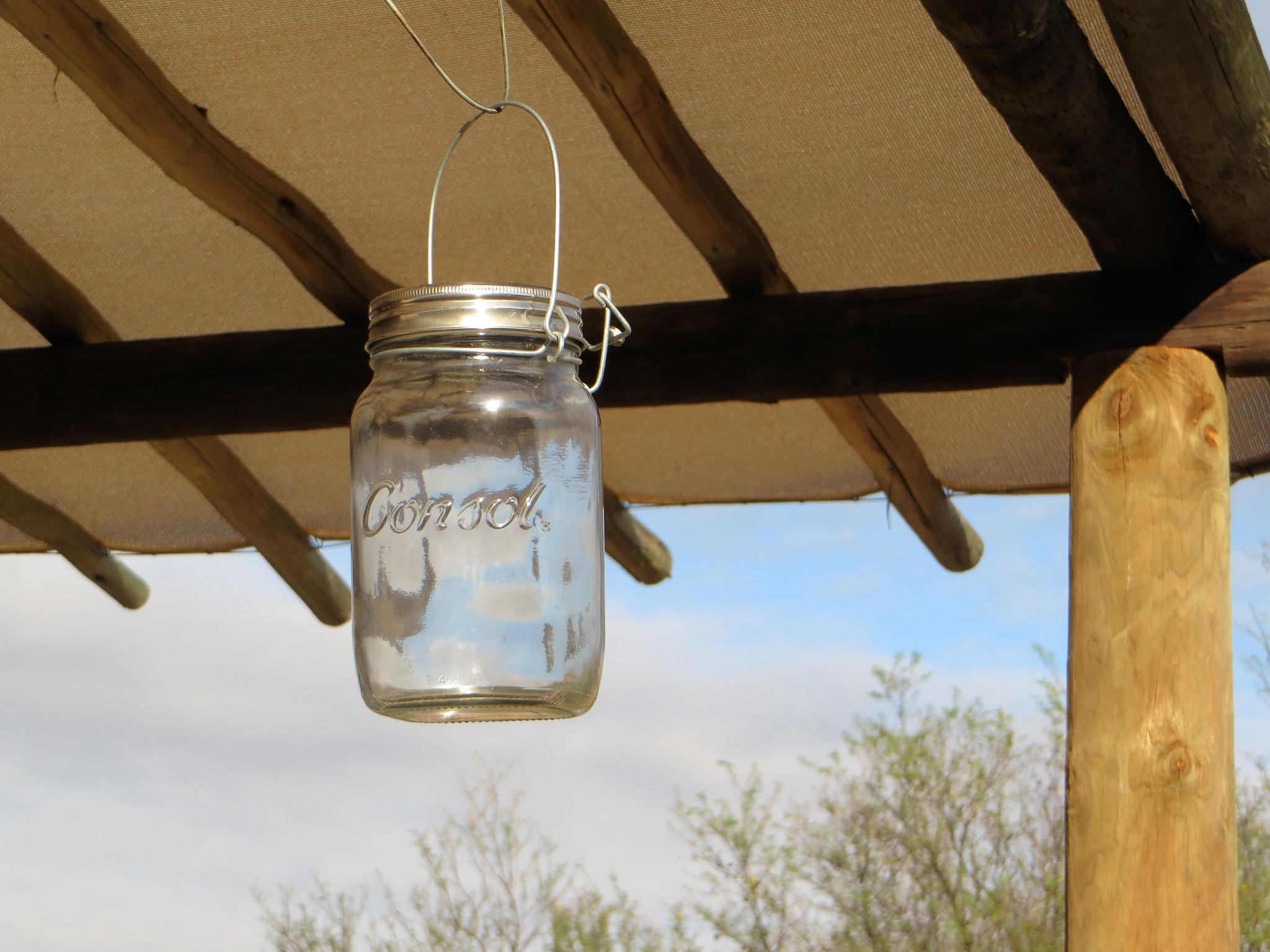 Solar Jar Sonnenglas in Klein Karoo
