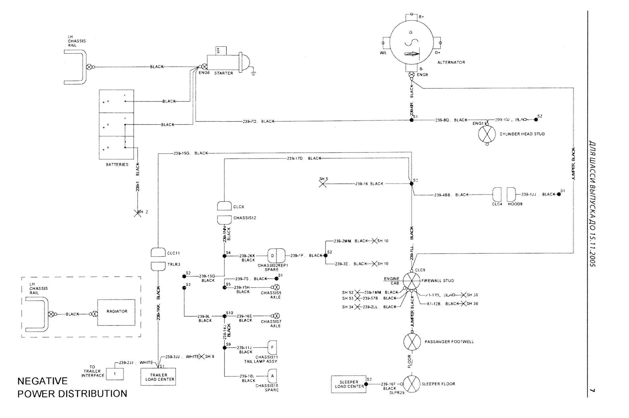 Peterbilt elektrische Schaltpl  ne PDF  LKWHandb  cher