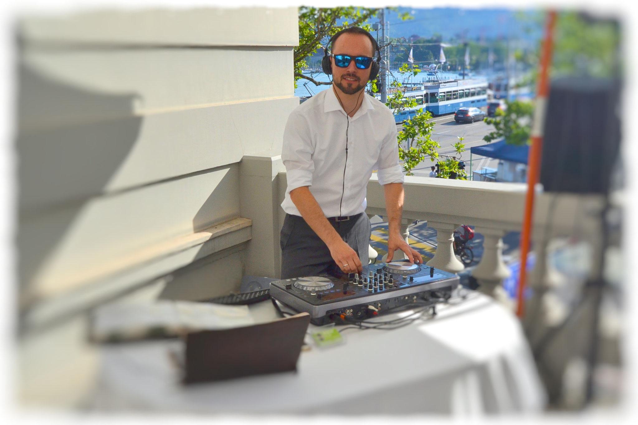 DJ - Ben von K