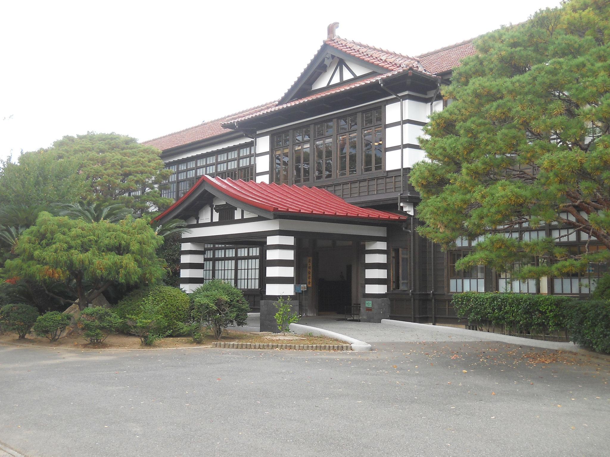 明倫学舎(萩市)