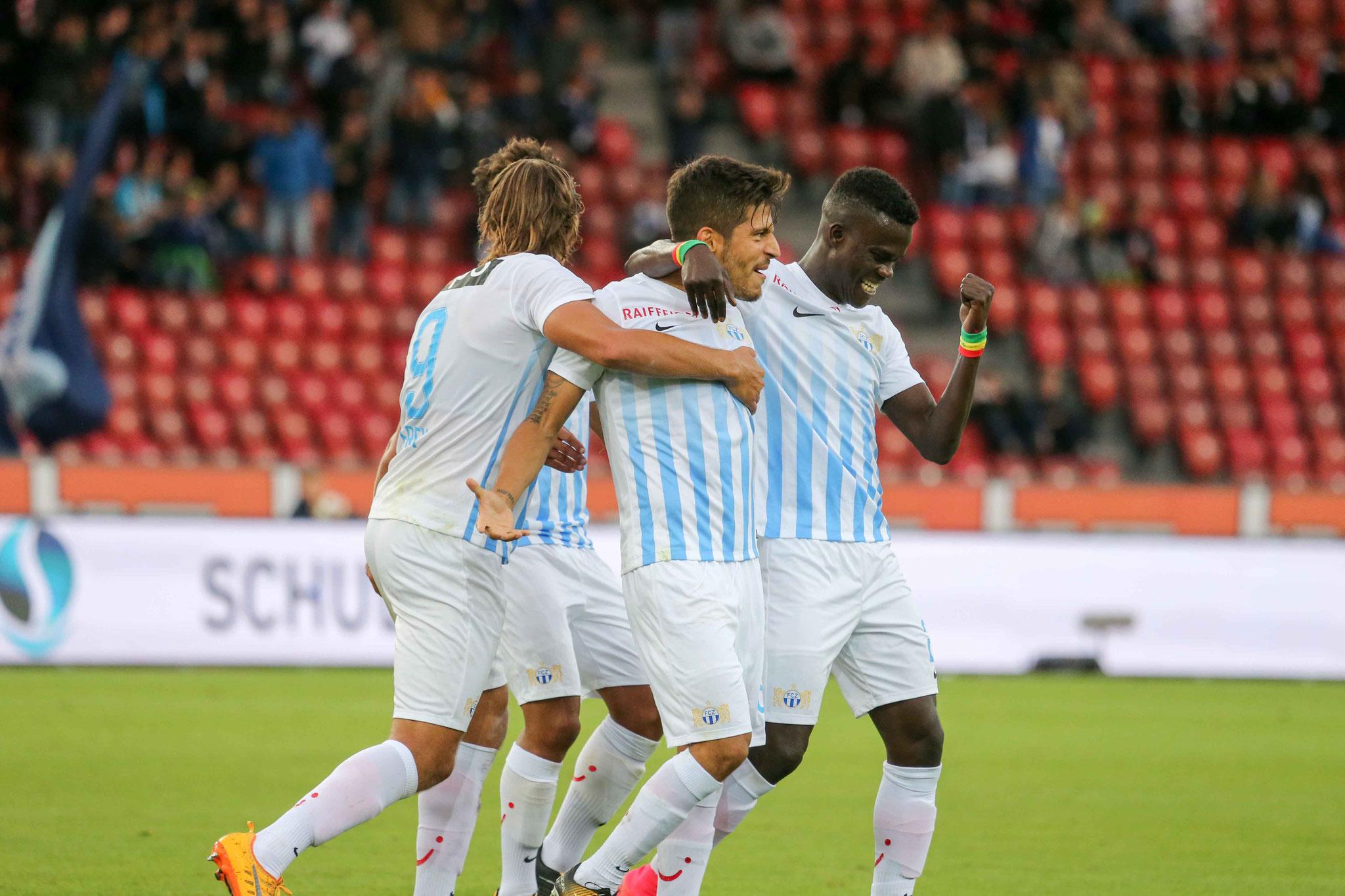 10.08.2017 FC Zürich - FC Sion