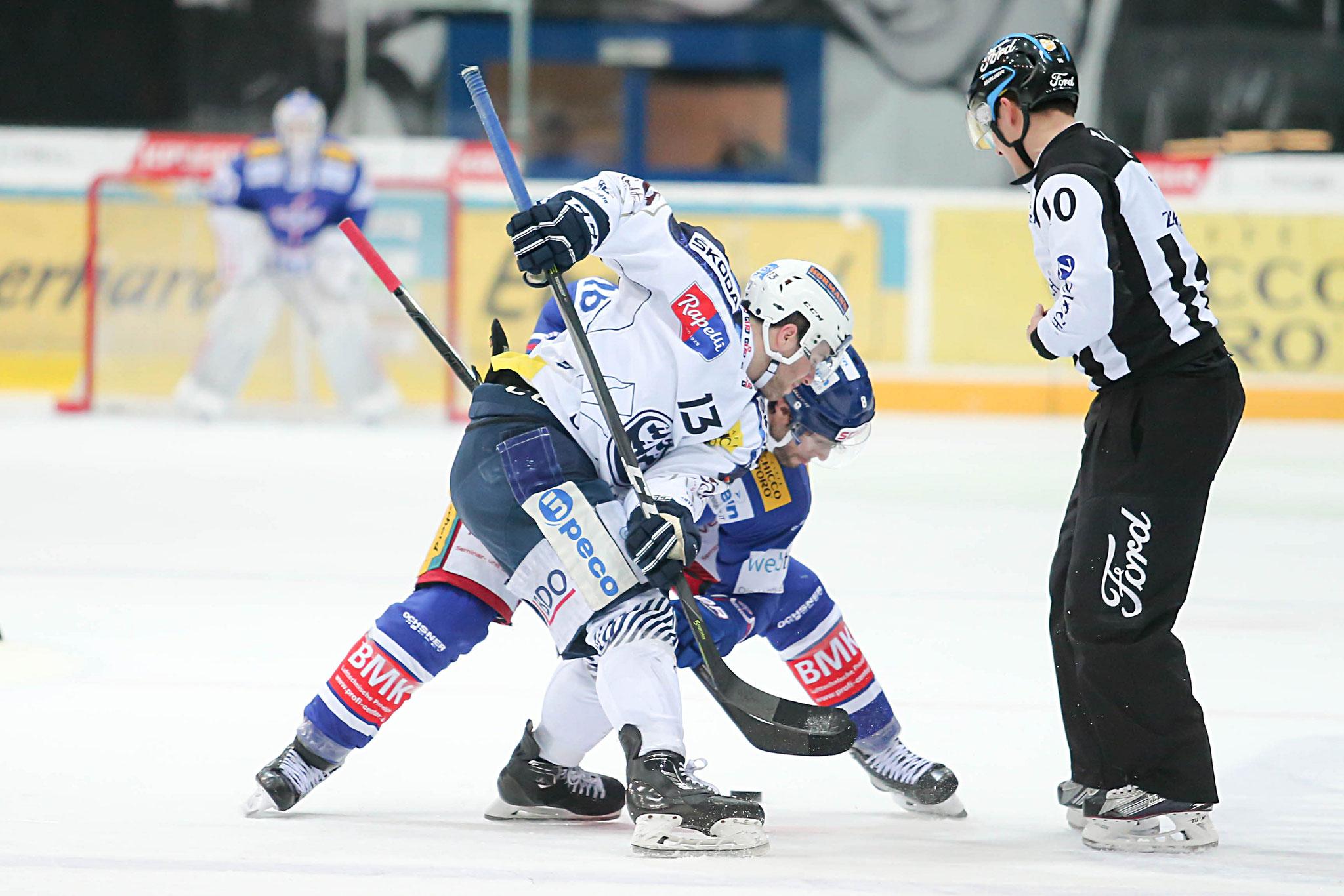 02.01.2018 EHC Kloten gegen HC Ambrì-Piotta