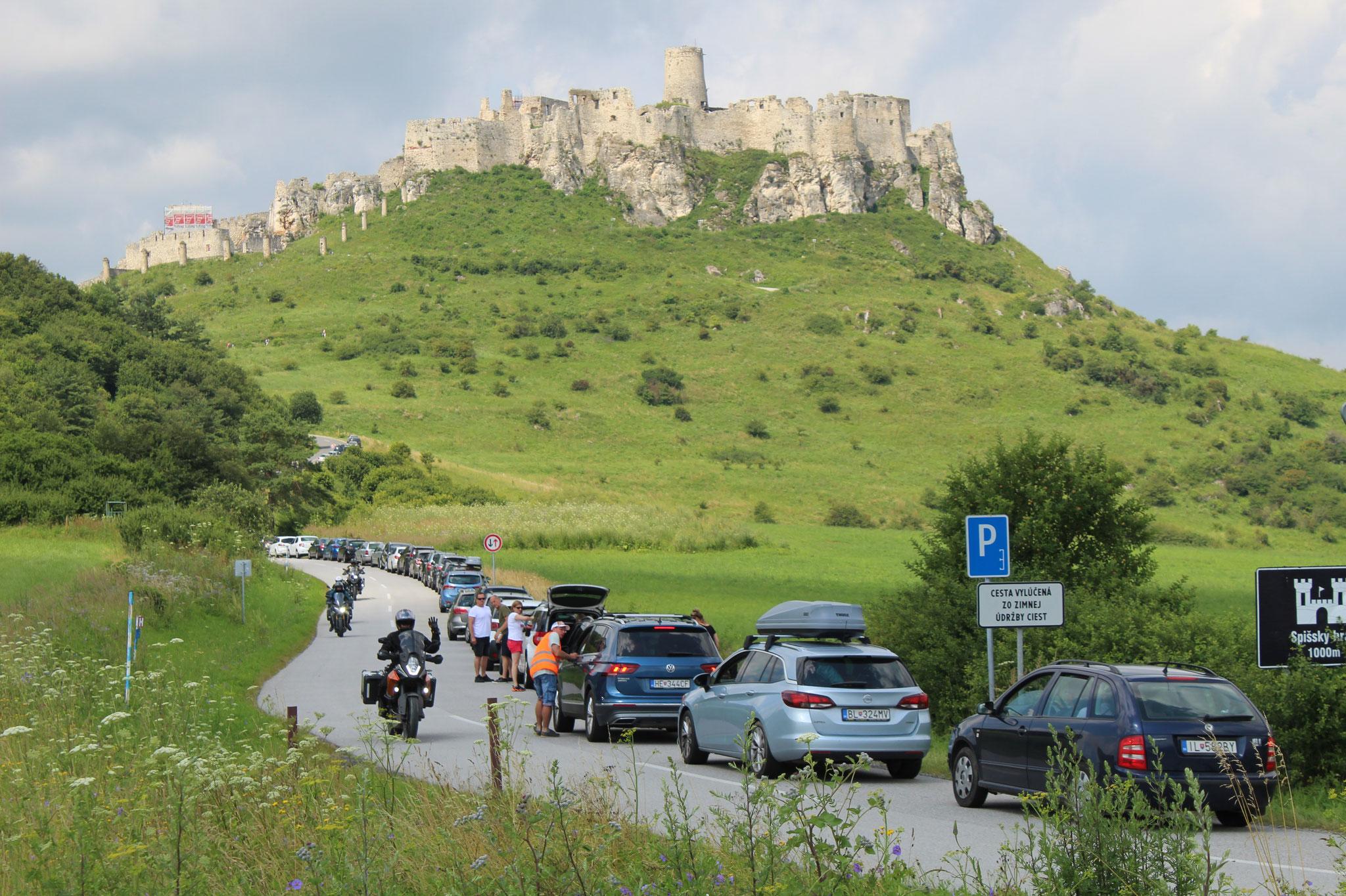 Spisski Hrad, Zipser Burg