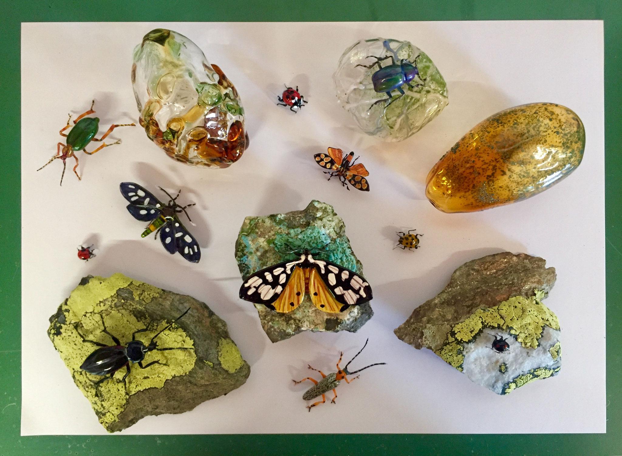 Priska King - Tobler, Glaskunst