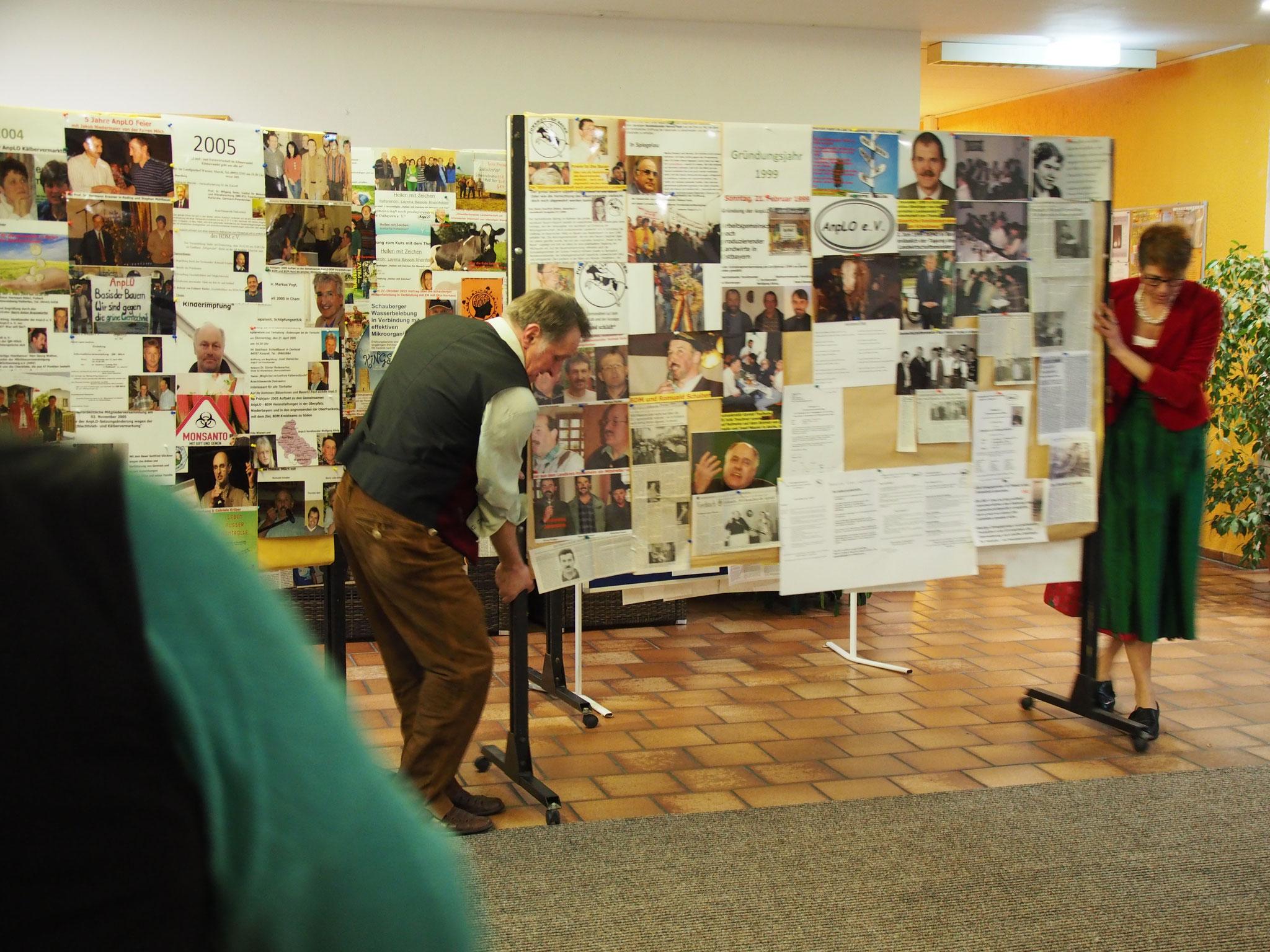 AnpLO Bildergalerie 20.Jahrfeier in Cham am 09.03.2019