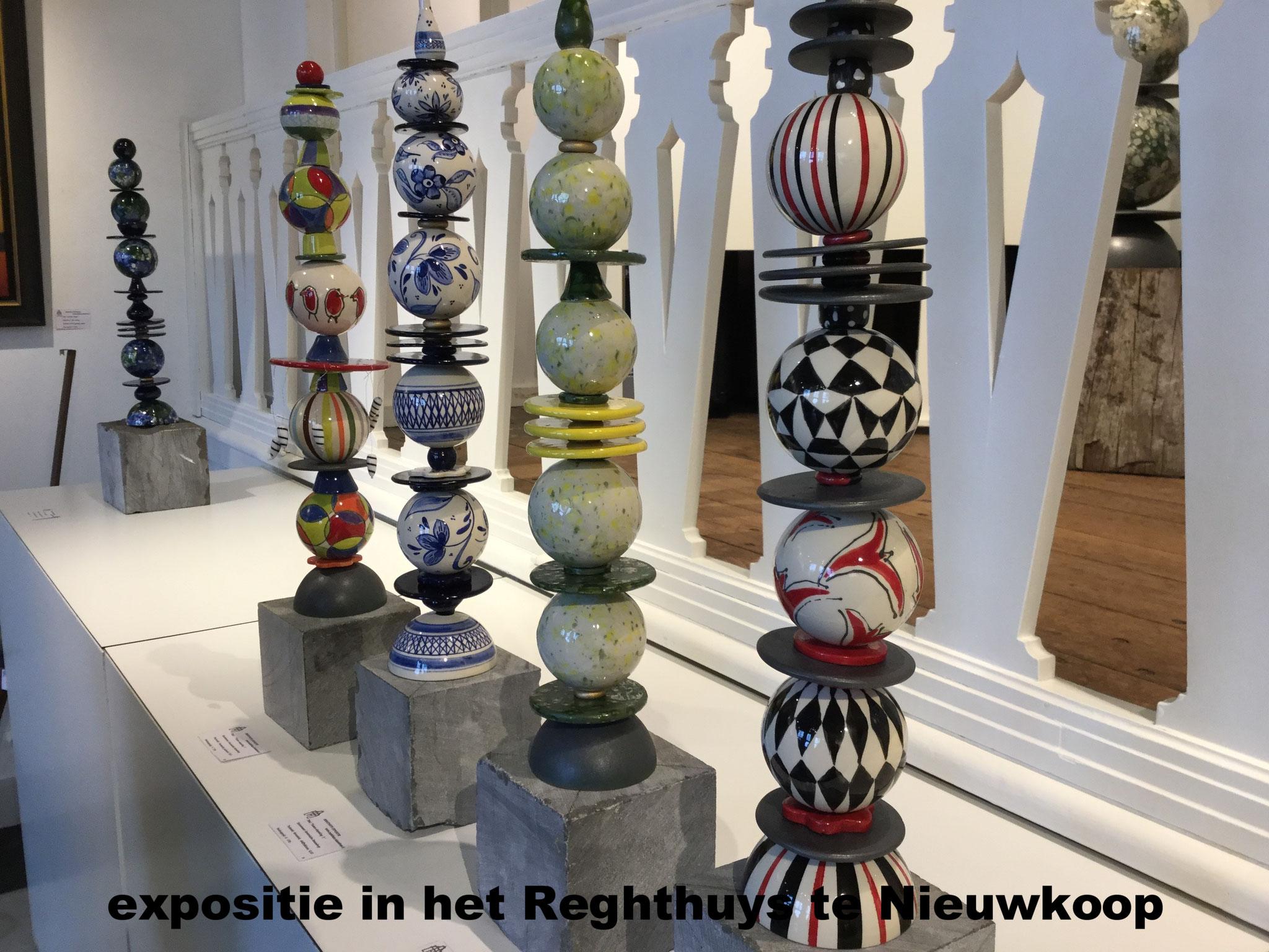stapeling  65 cm  expostie Nieuwkoop