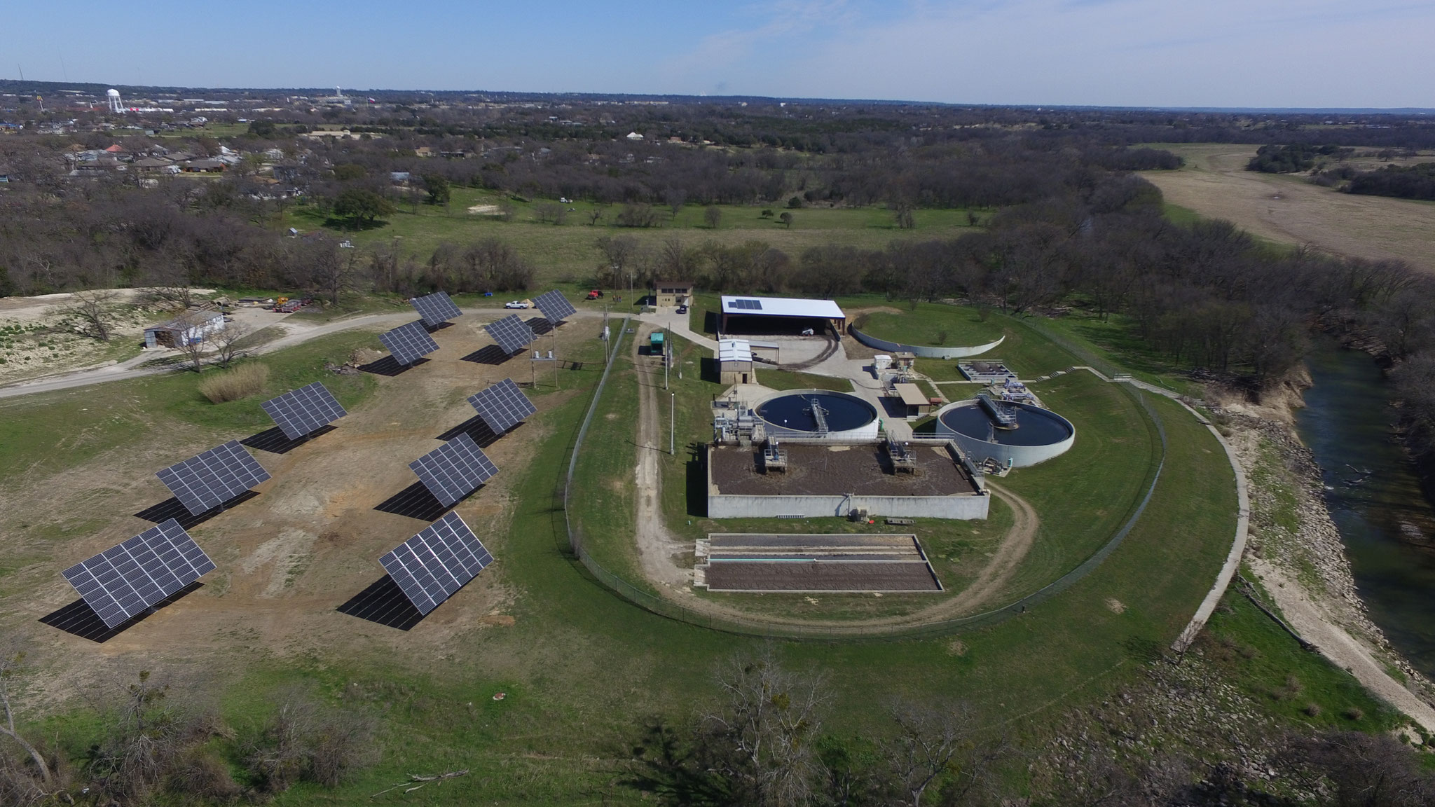 2-Axis Trackers: the ULTIMATE in solar energy for your ranch or