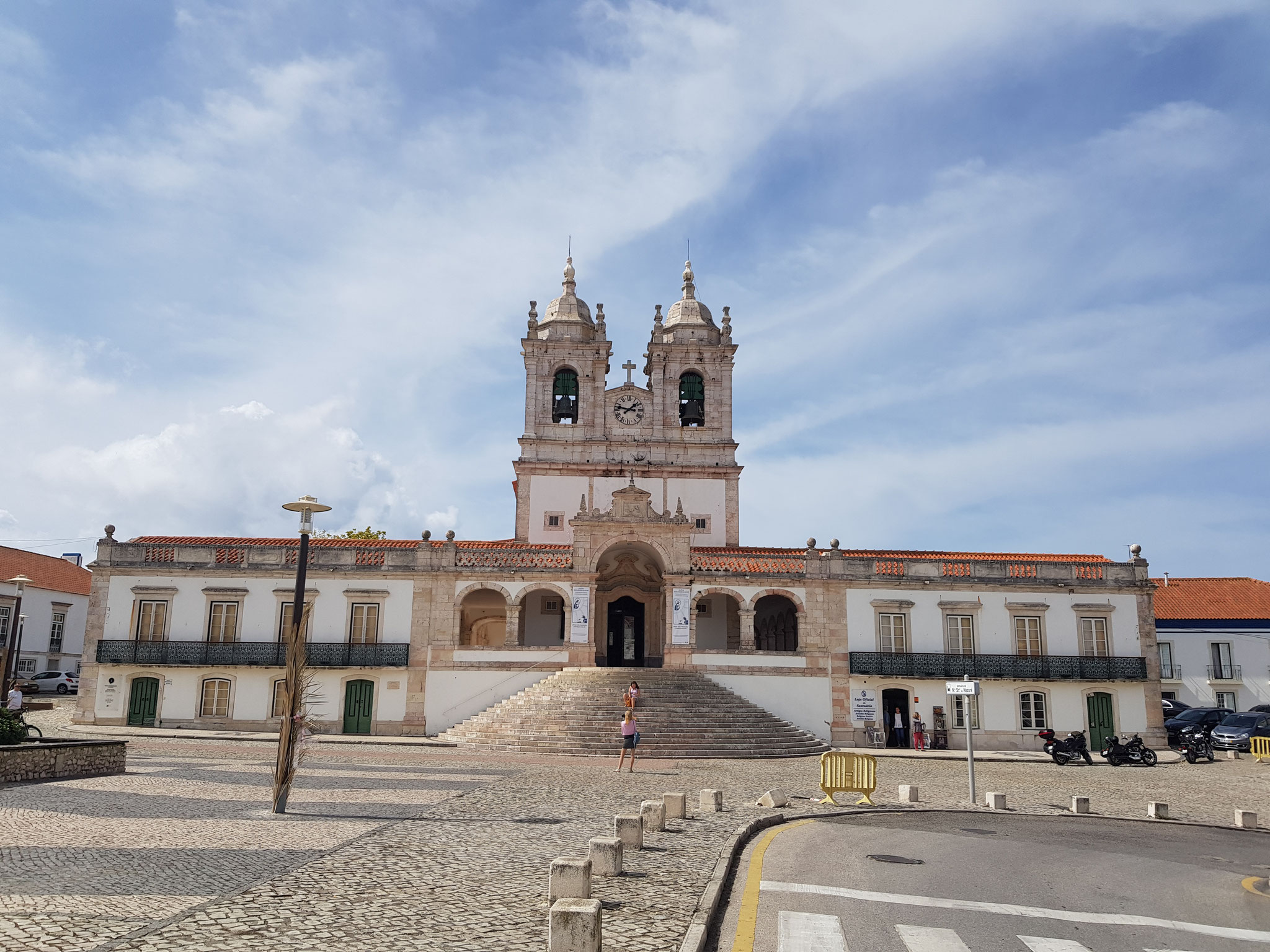 Die Kirche von Nazaré