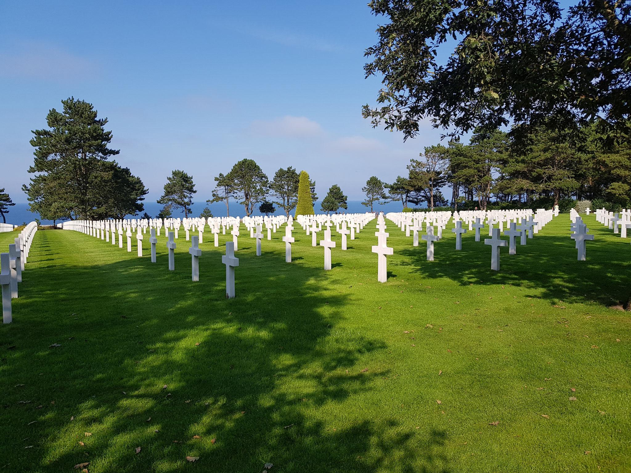 Soldaten Friedhof der Amerikaner
