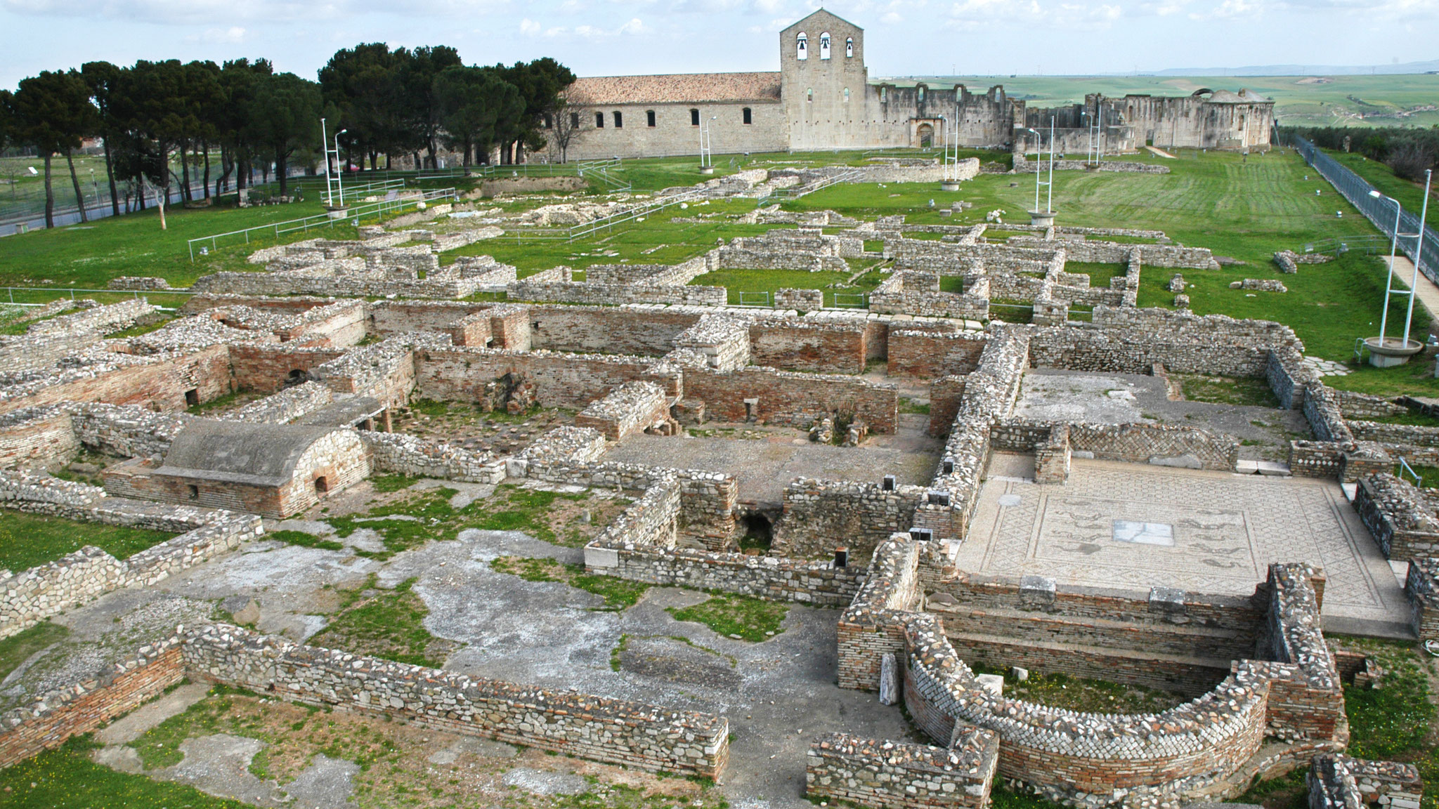 Venosa Area archeologica