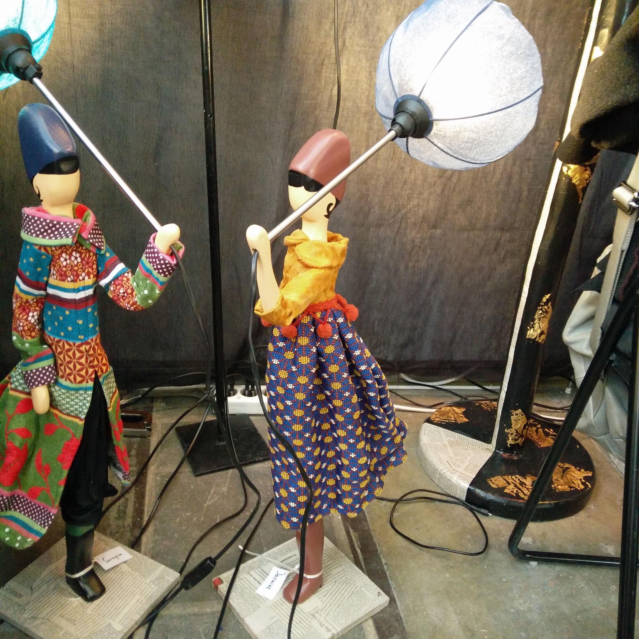 Skitso Figurenlampen Design Deckenleuchten Figuren Loftambiente Ch