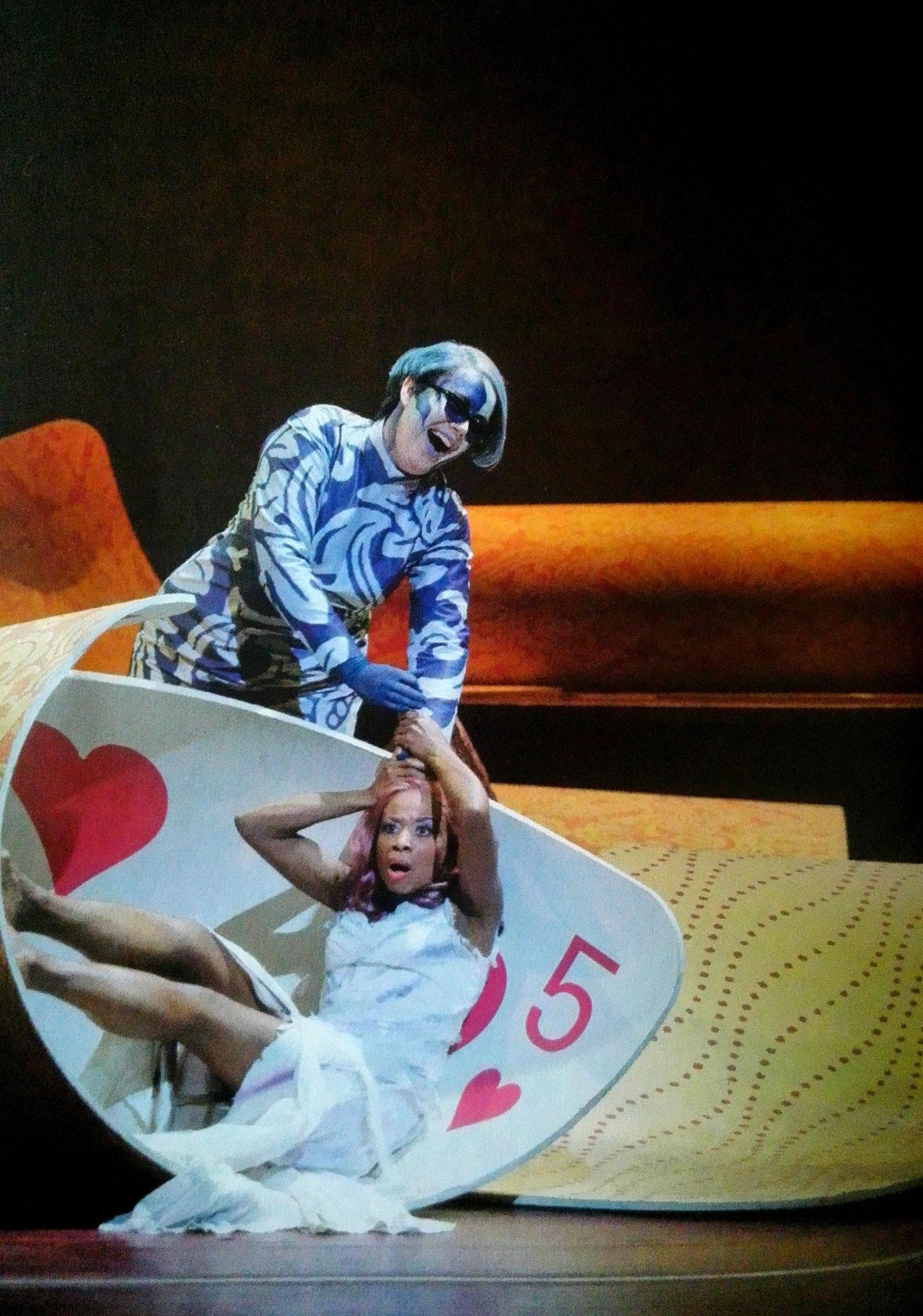 L'amour des trois oranges - Aalto Musiktheater Essen